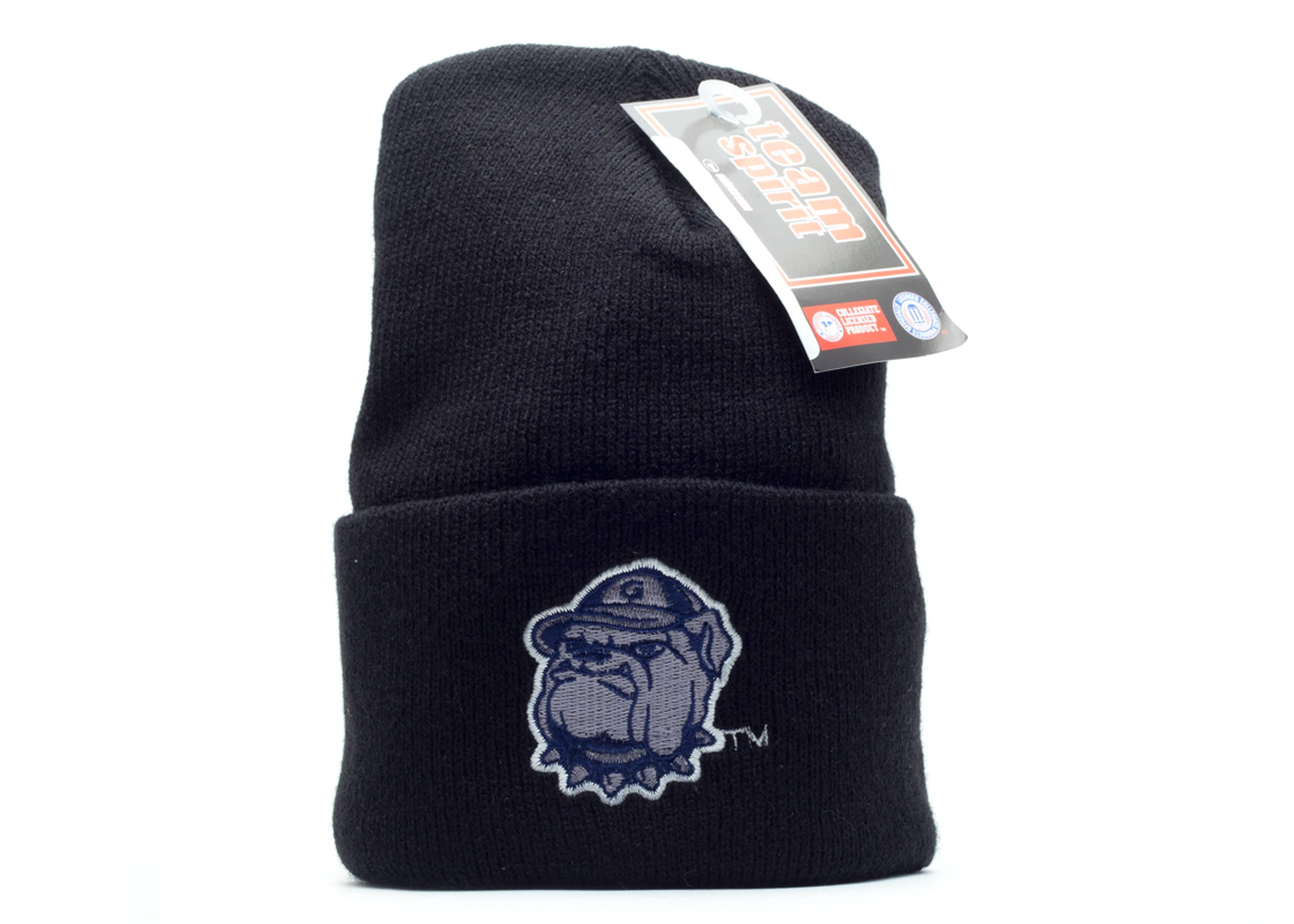georgetown university bulldogs beanie