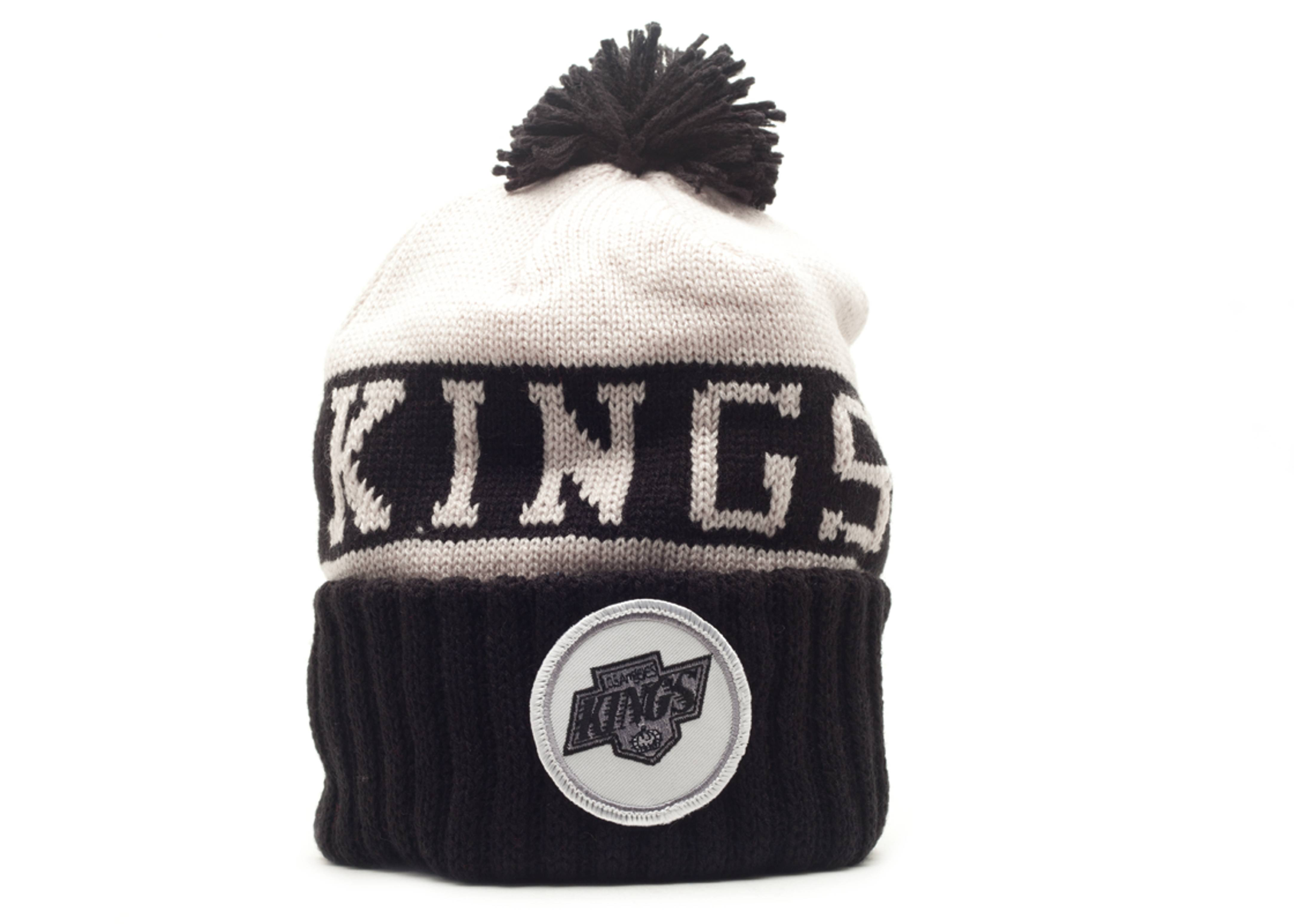 los angeles kings beanie
