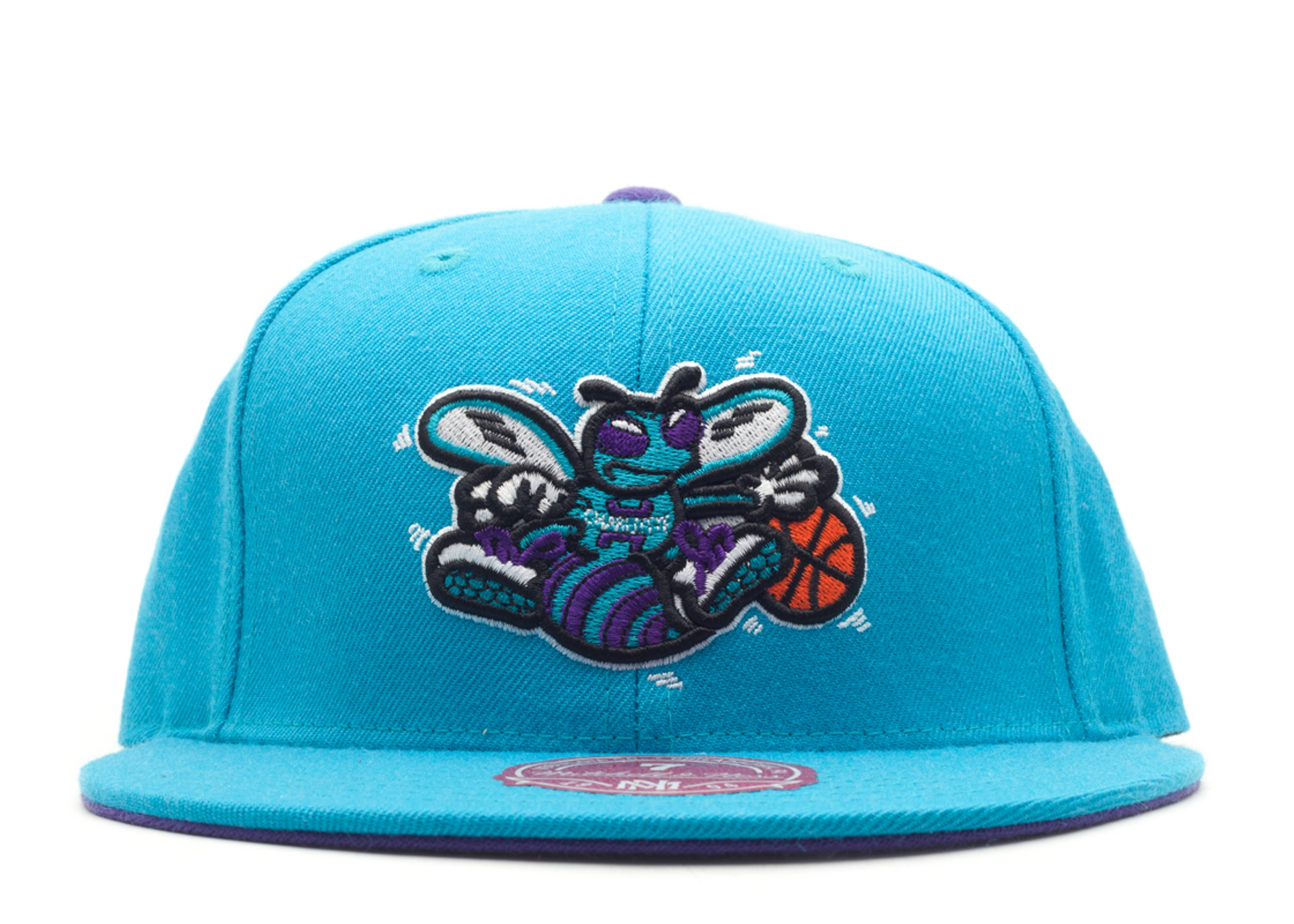 charlotte hornets fitted