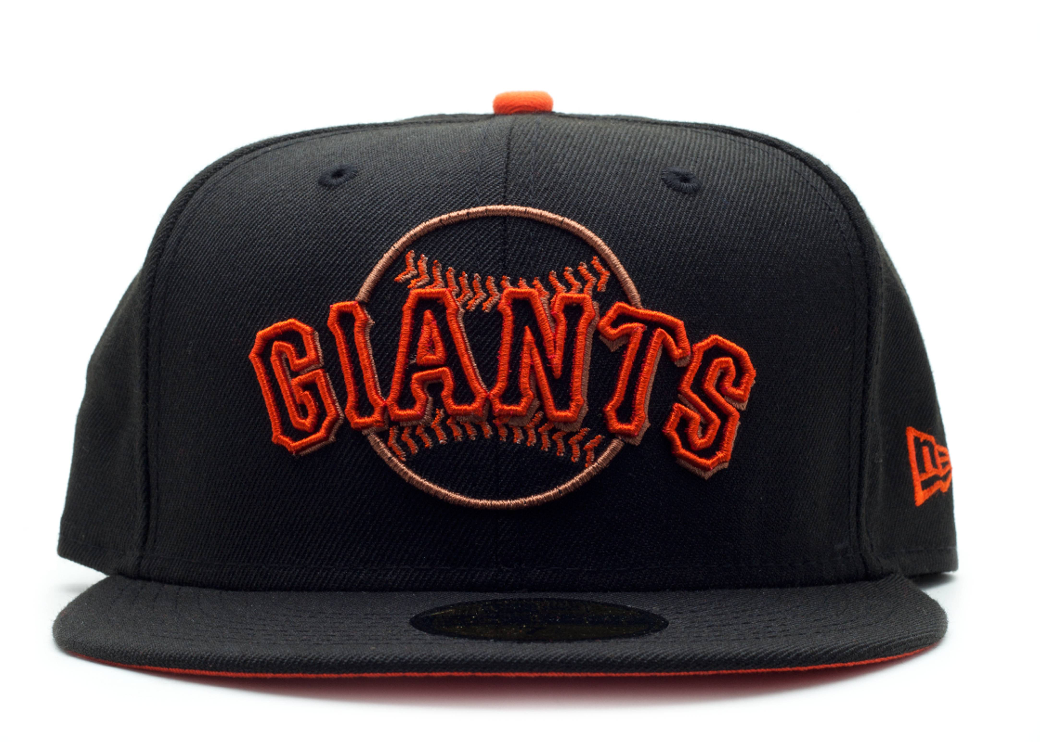 "san francisco giants fitted ""neon sign"""