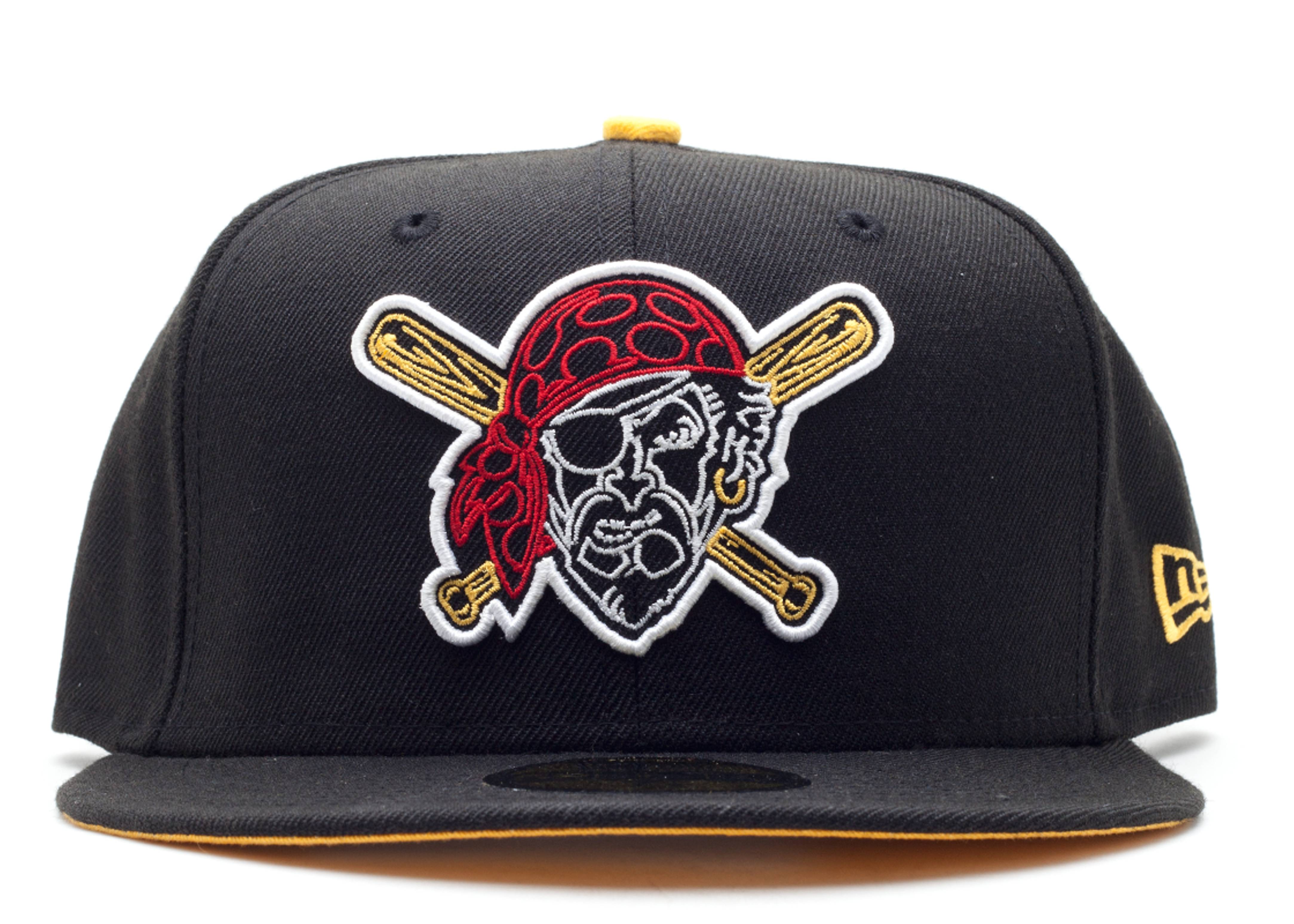 "pittsburgh pirates fitted ""neon sign"""