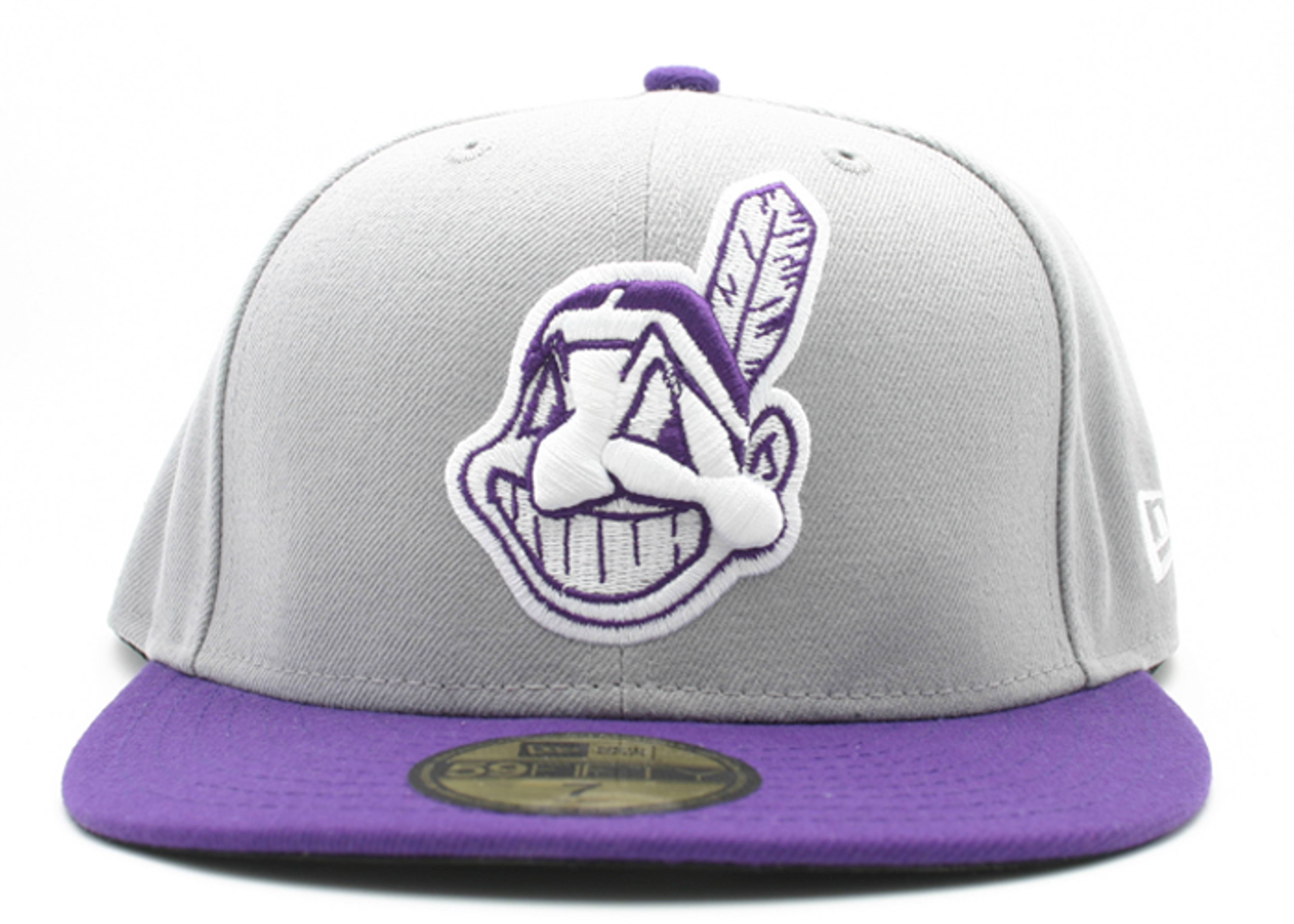 cleveland indians fitted
