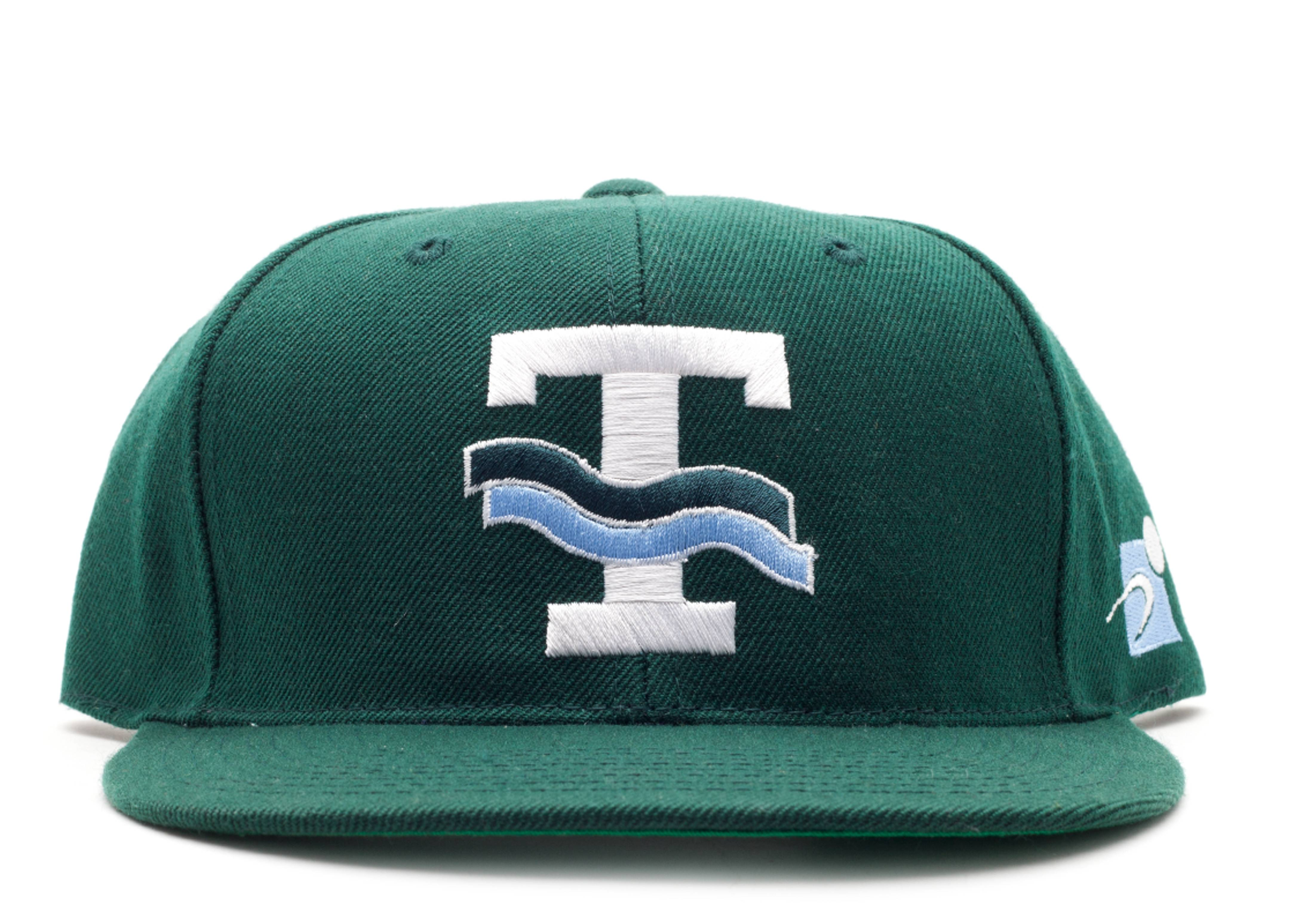 tulane green wave snap-back