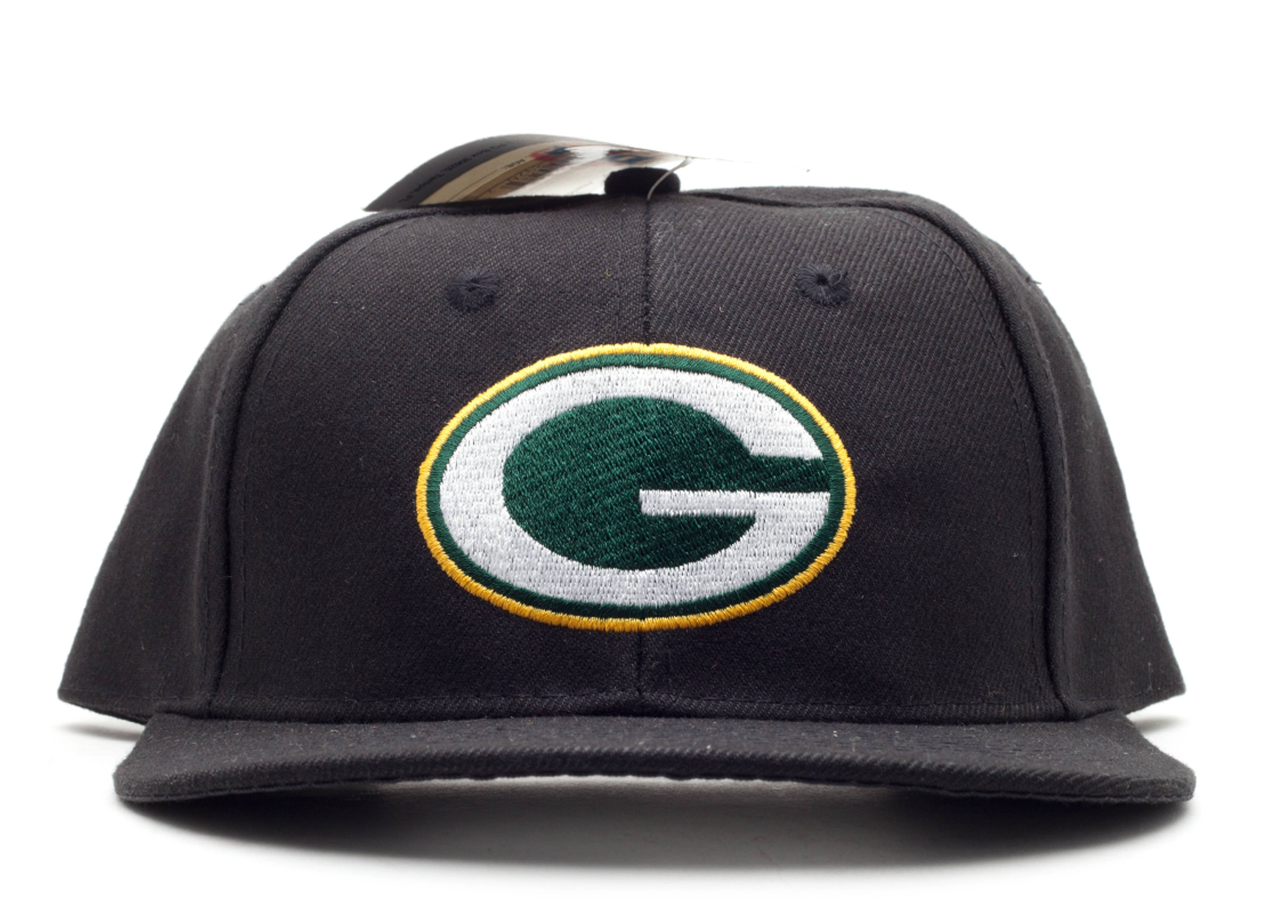 green bay packer snap-back