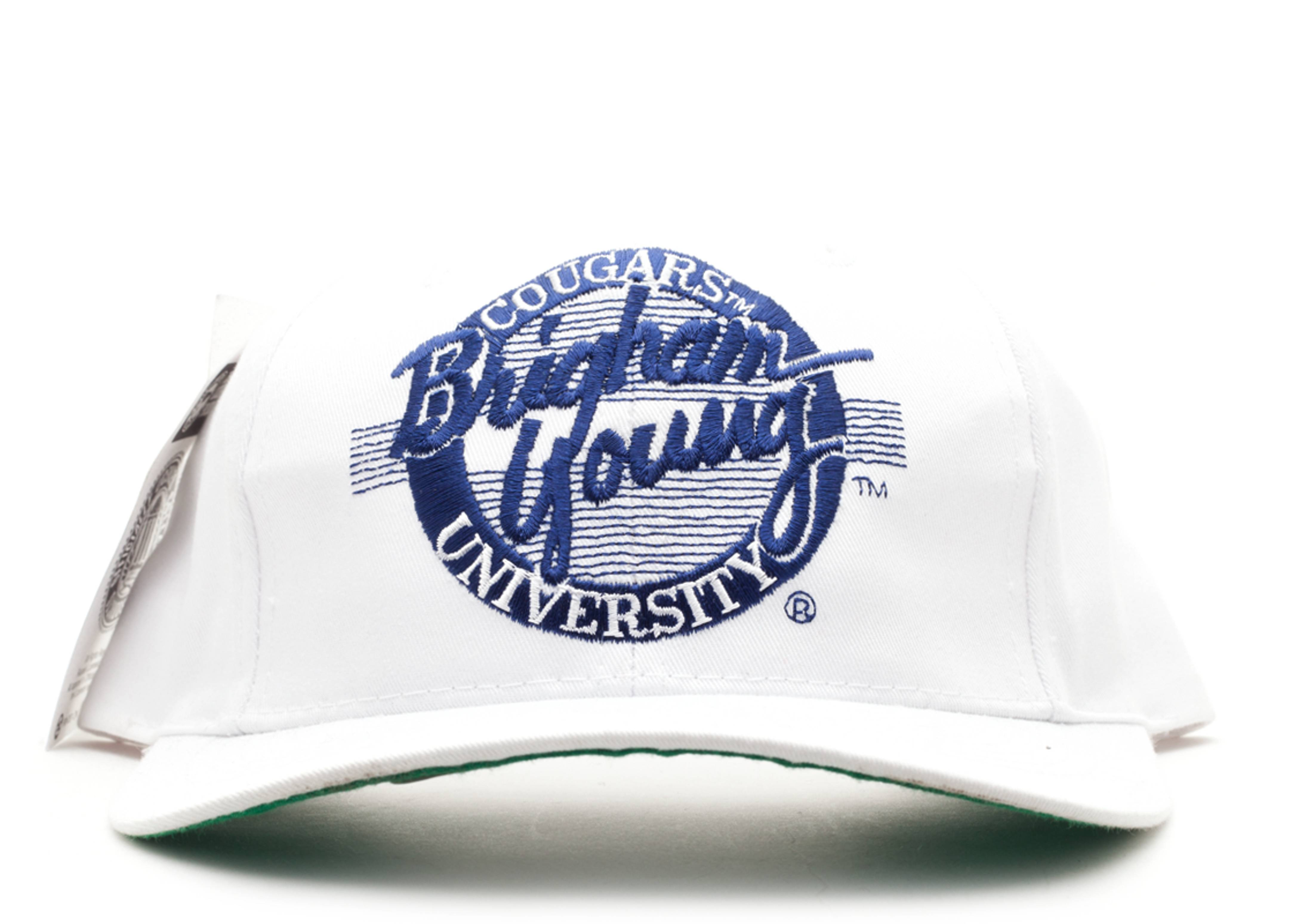 cougars brigham young university snap-back