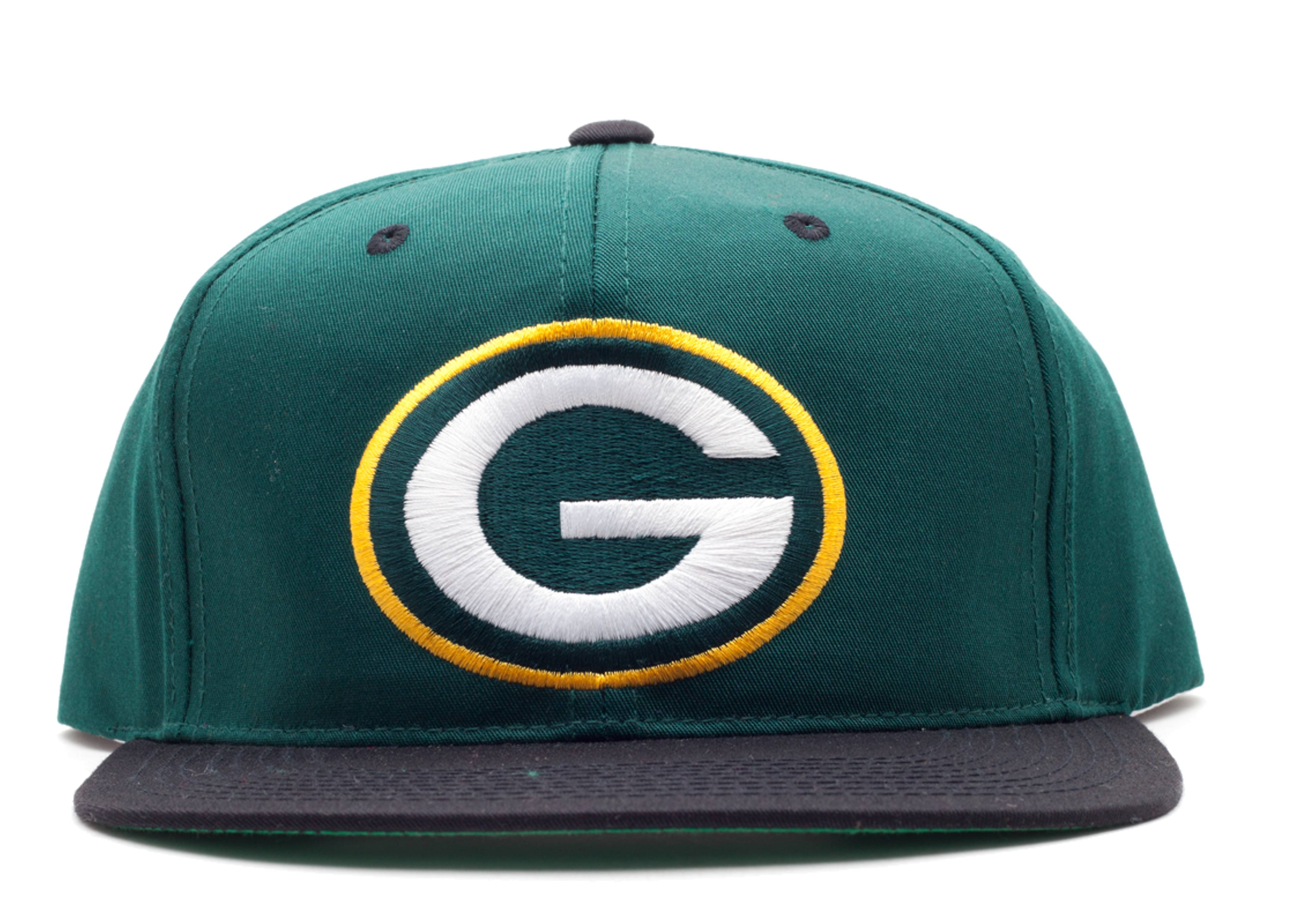green bay packers snap-back