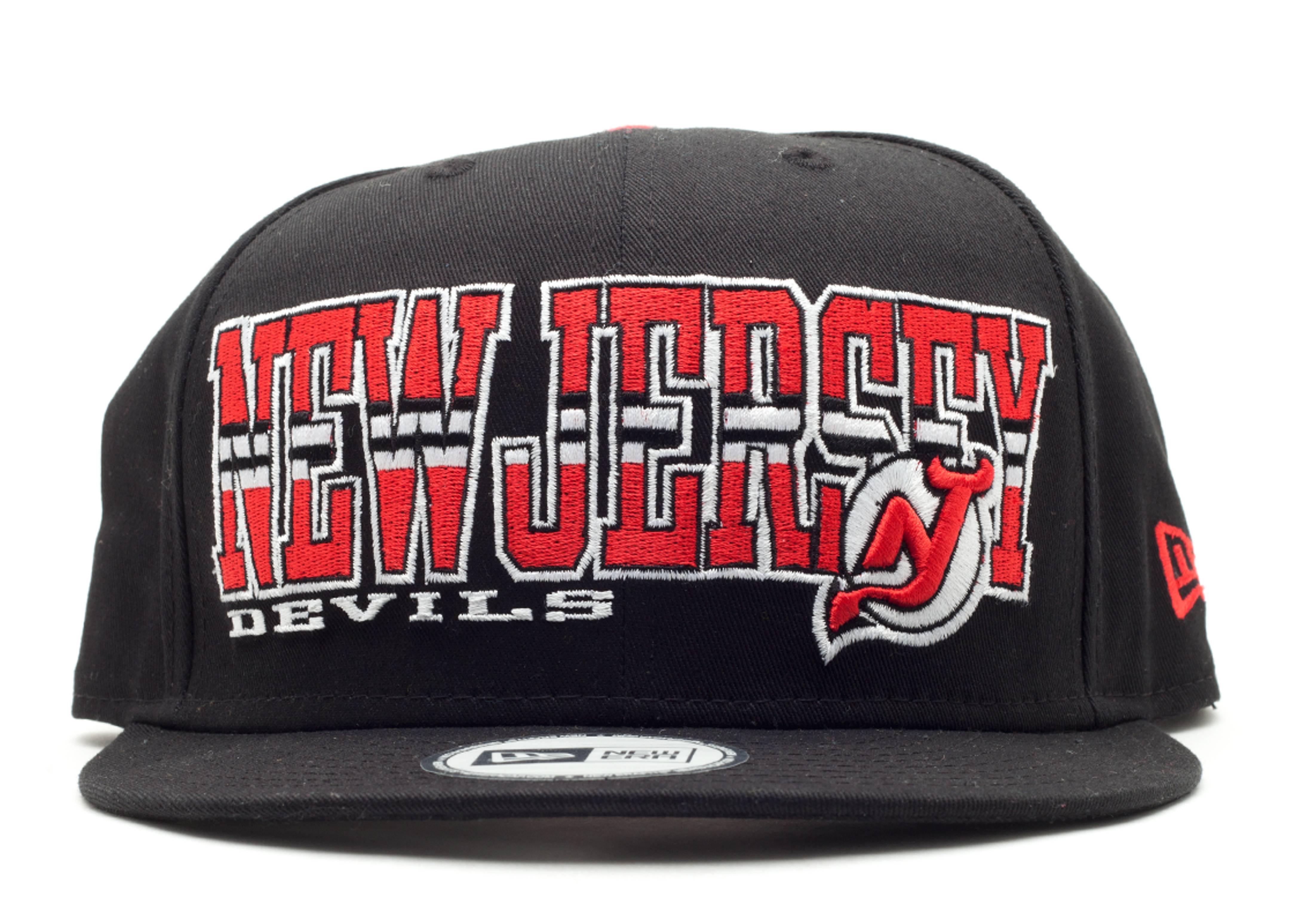 new jersey devils snap-back