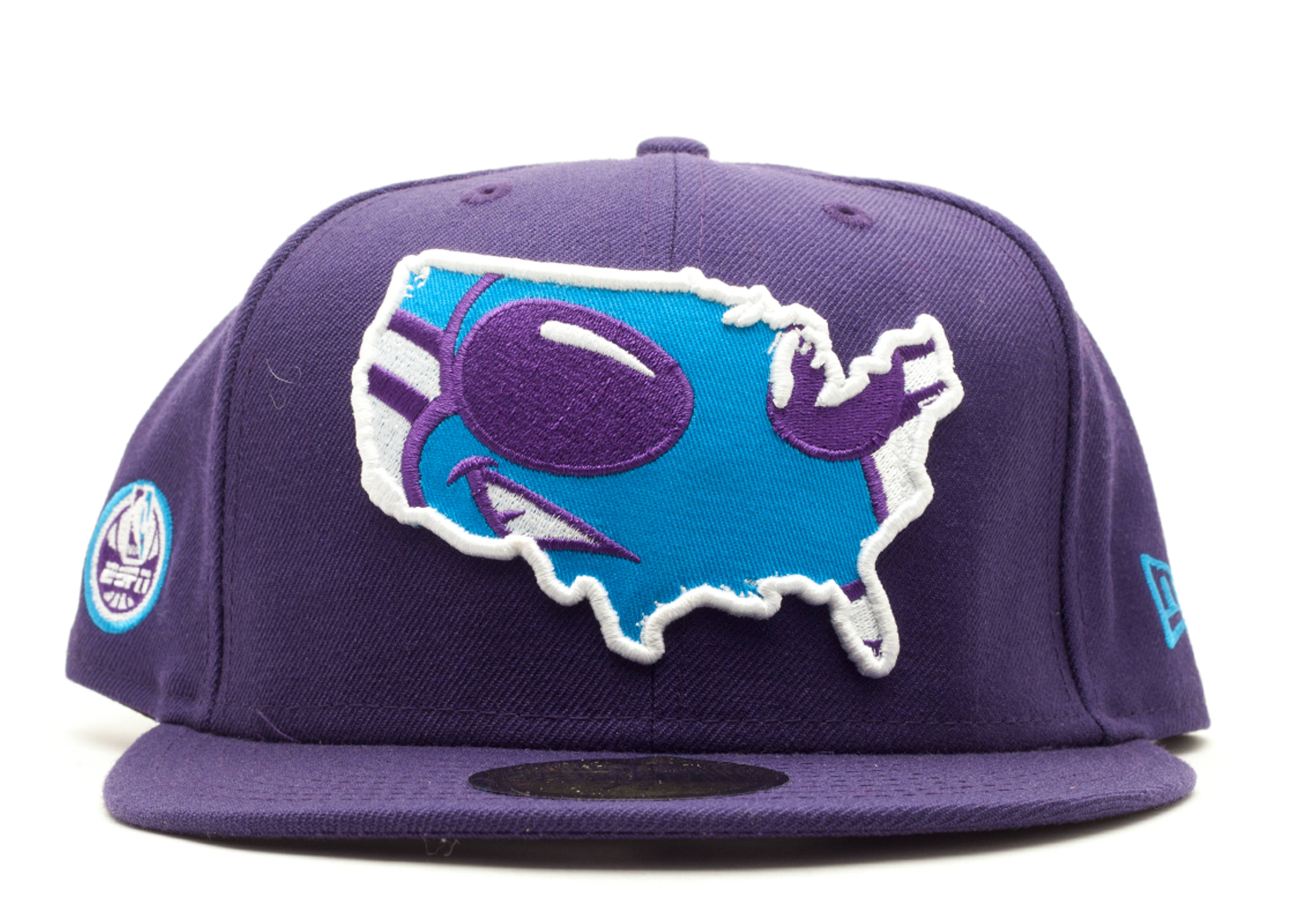 new orleans hornets fitted