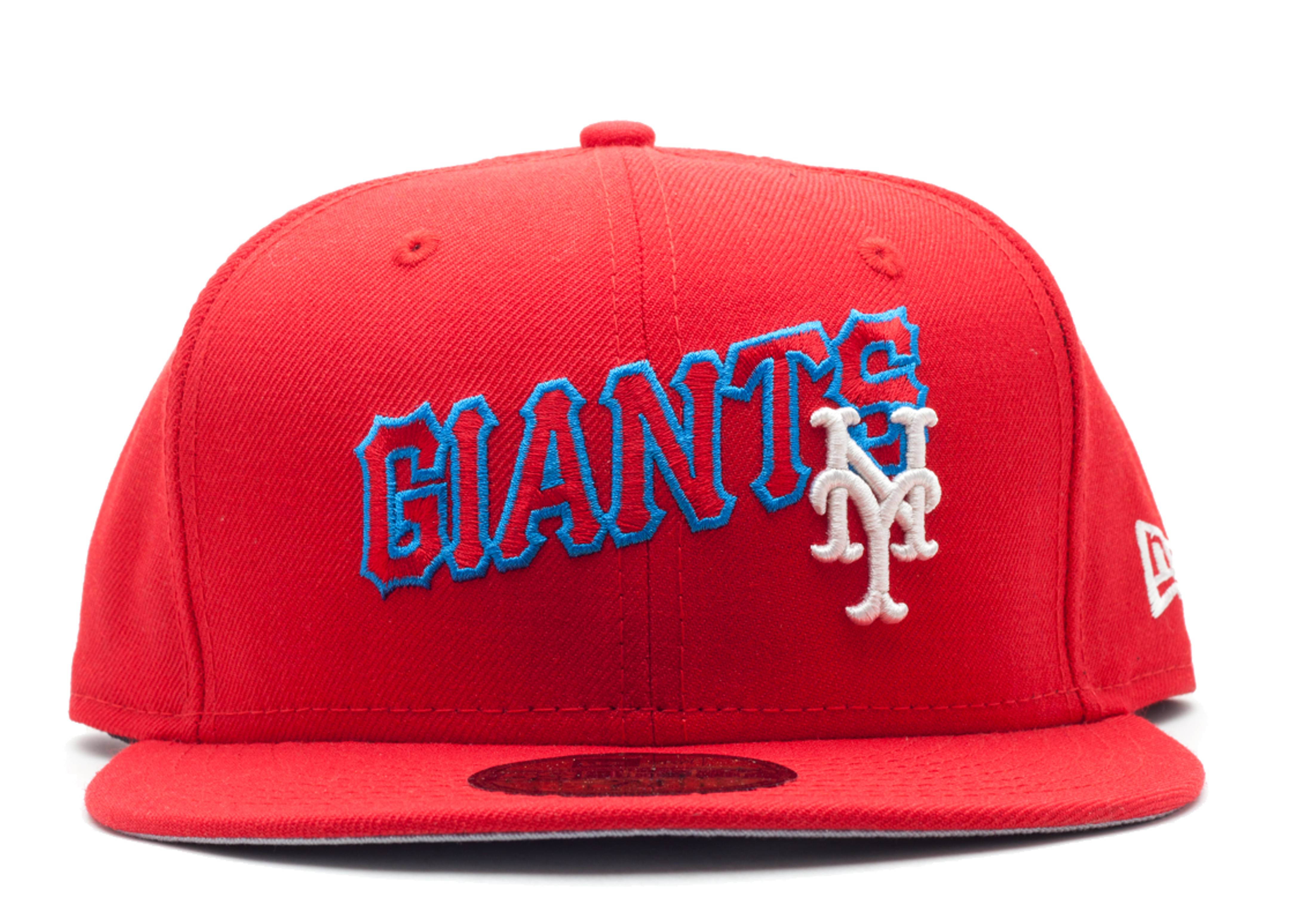 new york giants fitted