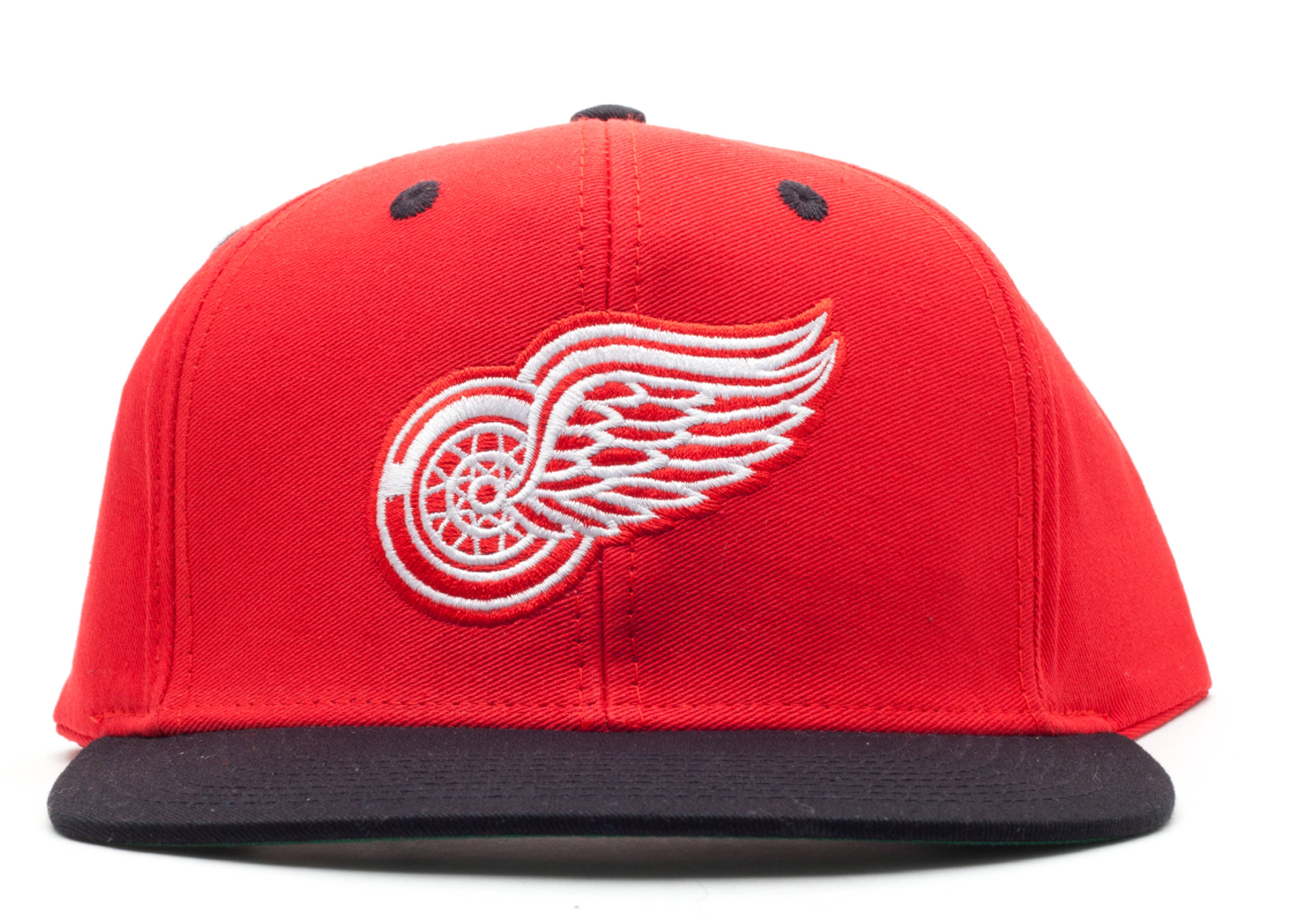 detroit redwings snap-back