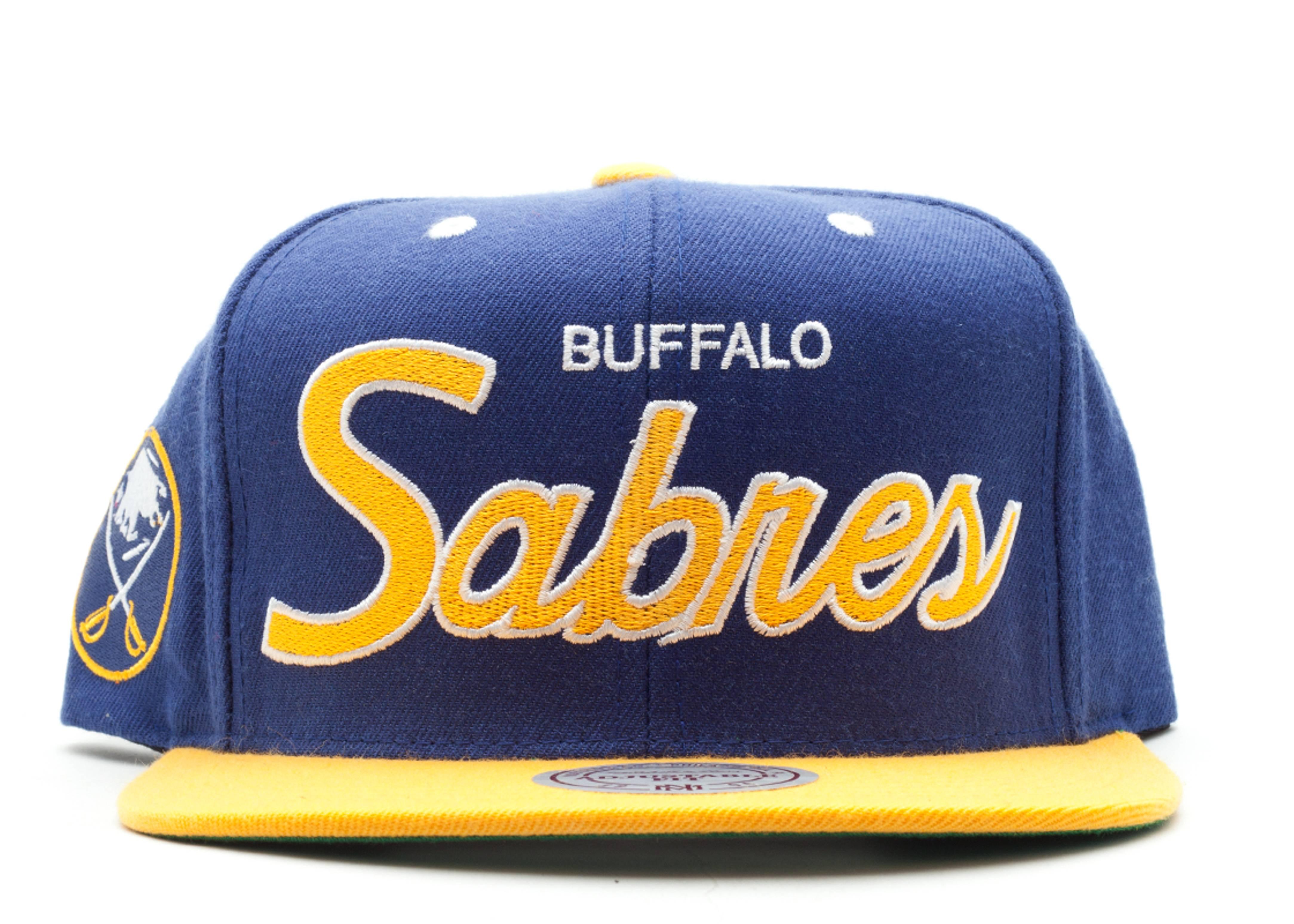 buffalo sabres snap-back