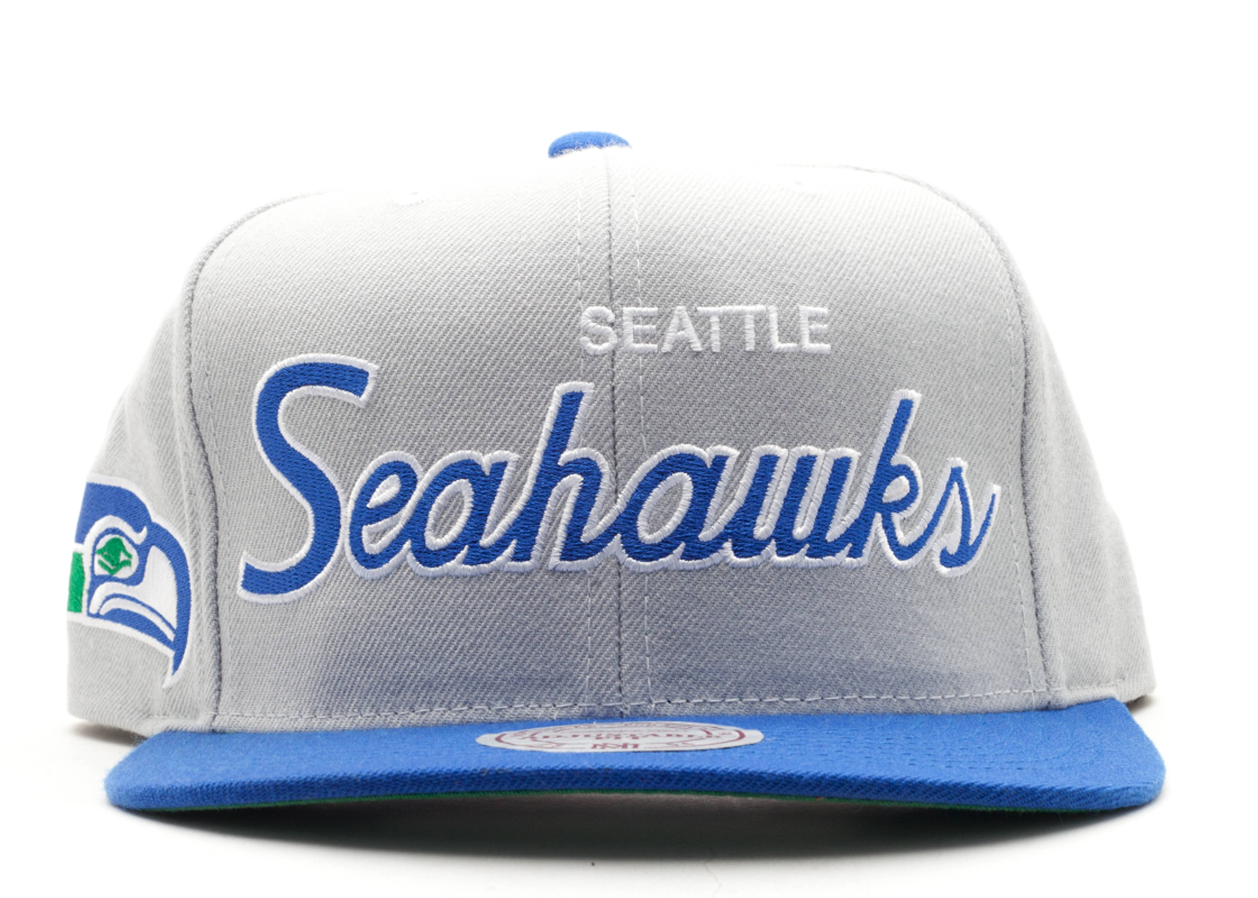 seattle seahawks snap-back