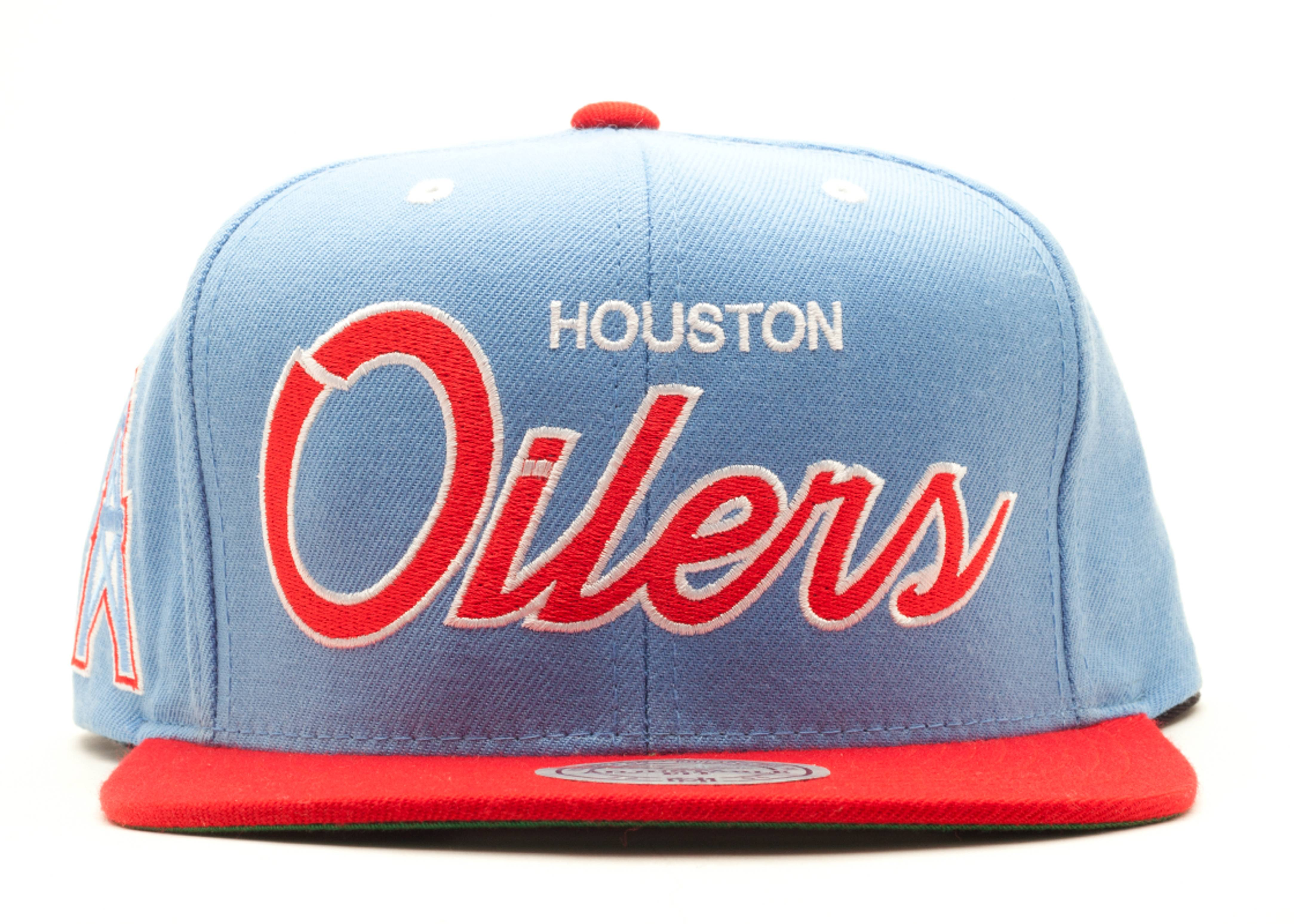 best sneakers 3a953 7d23e Houston Oilers Snap-back - Mitchell & Ness - nd50mtc6oiler ...