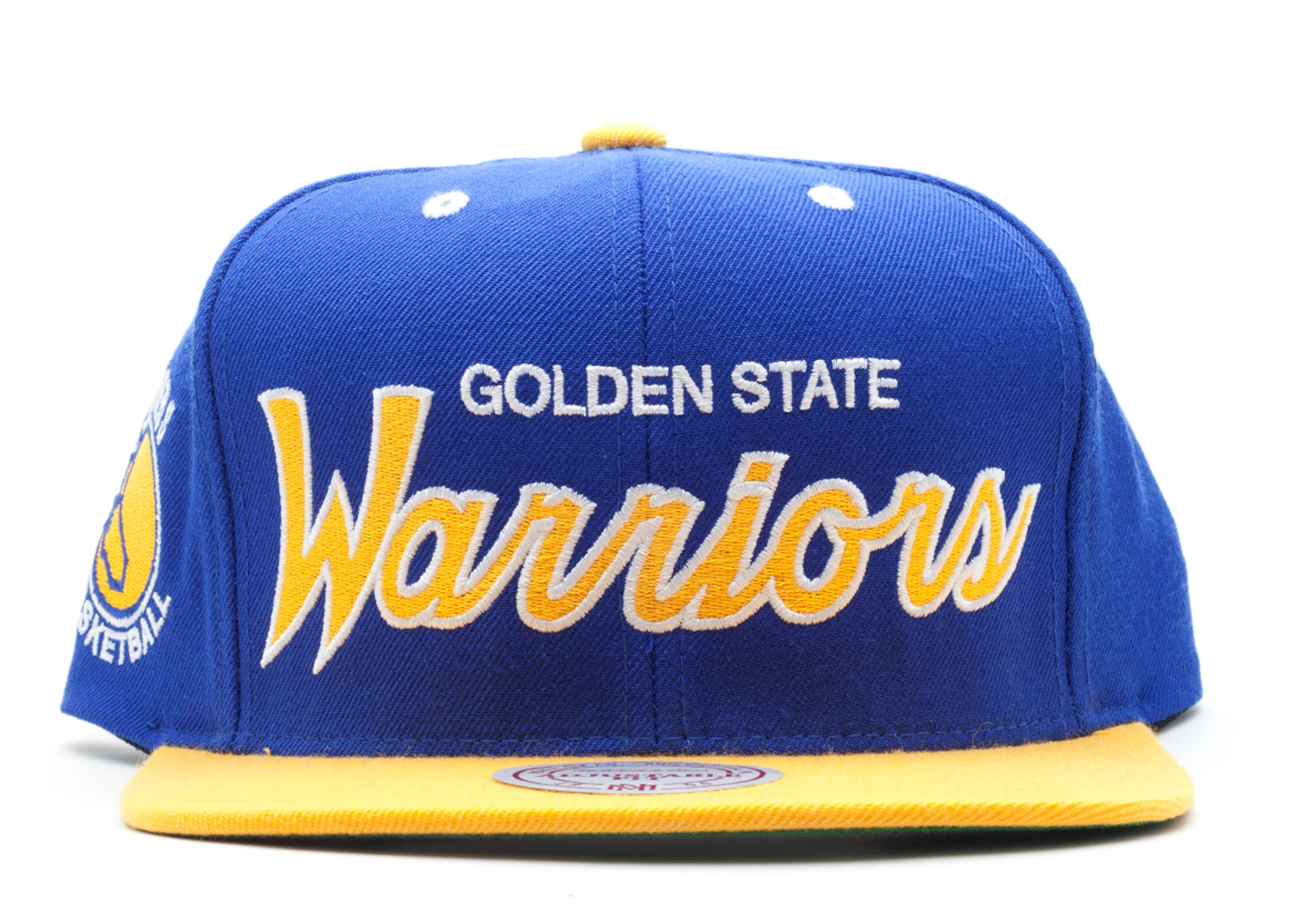 golden state warriors snap-back