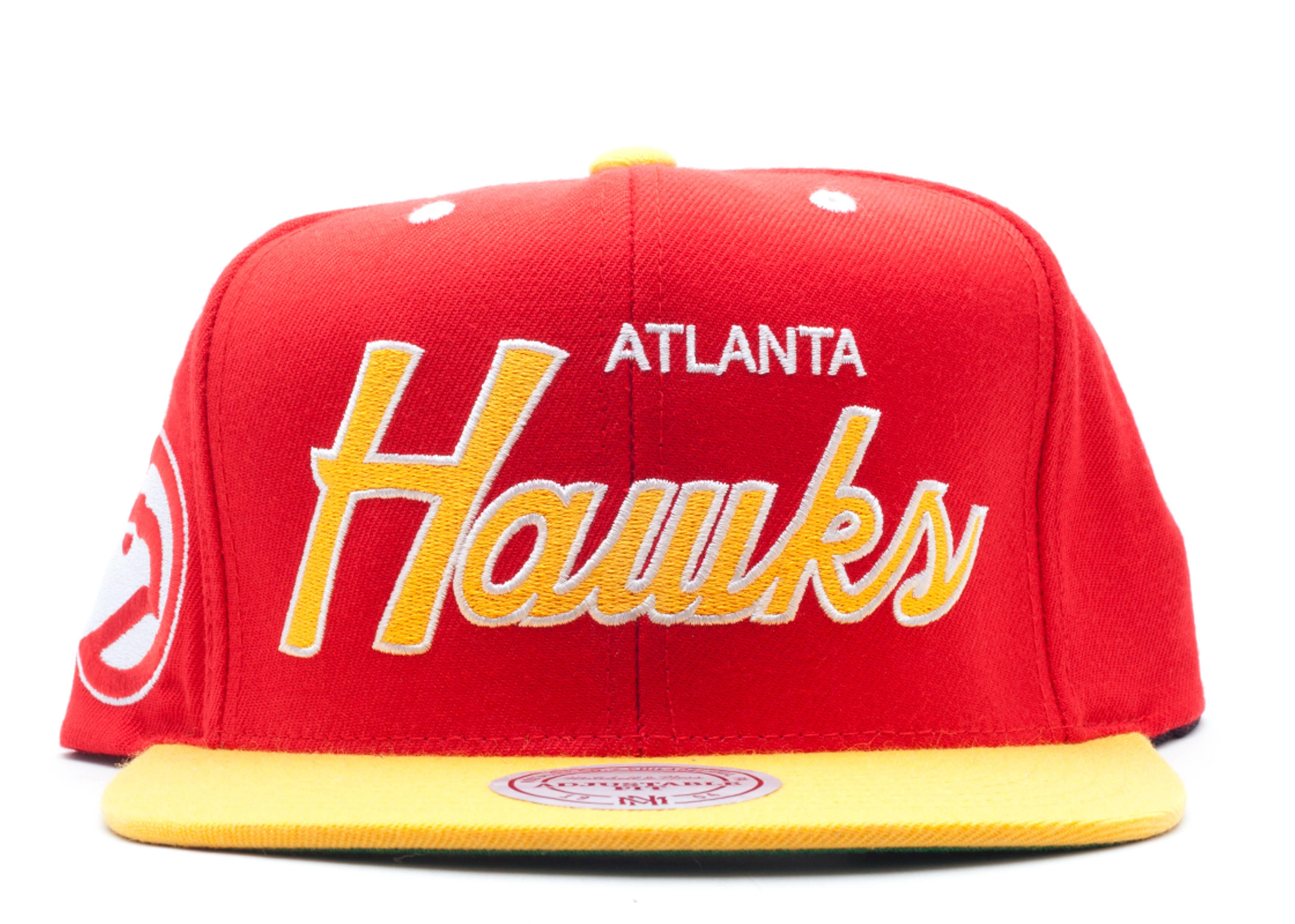 atlanta hawks snap-back
