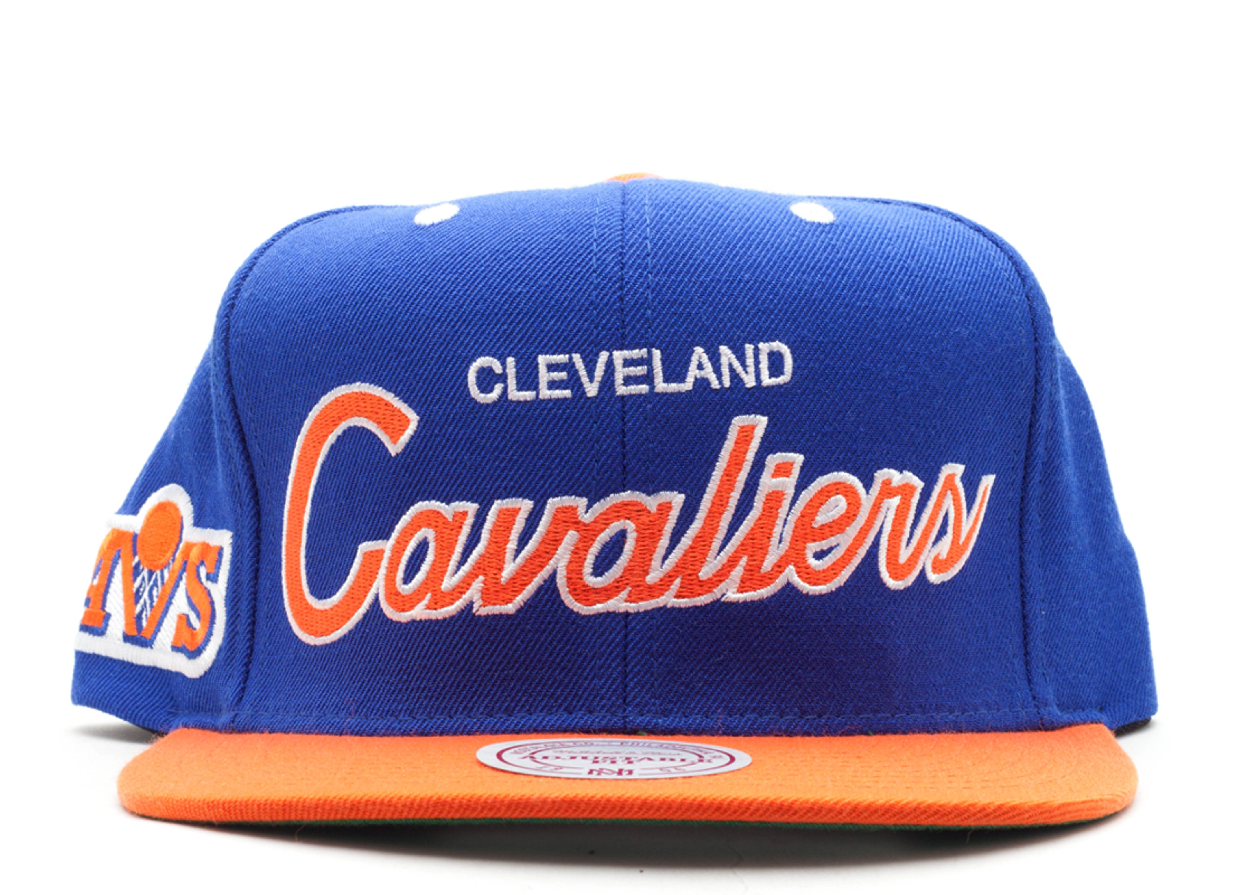 best sneakers 494ad ec8d2 Cleveland Cavaliers Snap-back - Mitchell & Ness ...