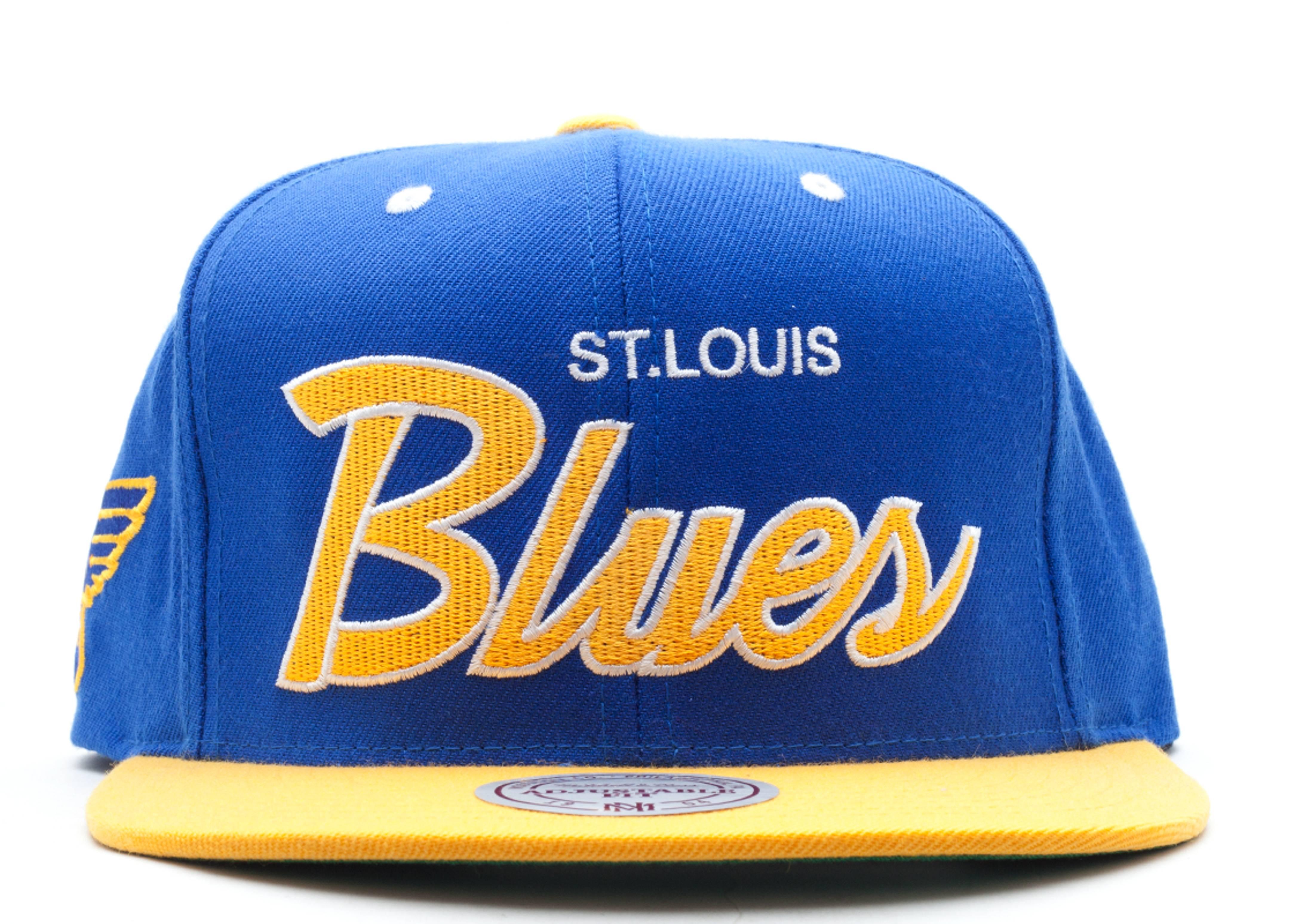 st. louis blues snap-back