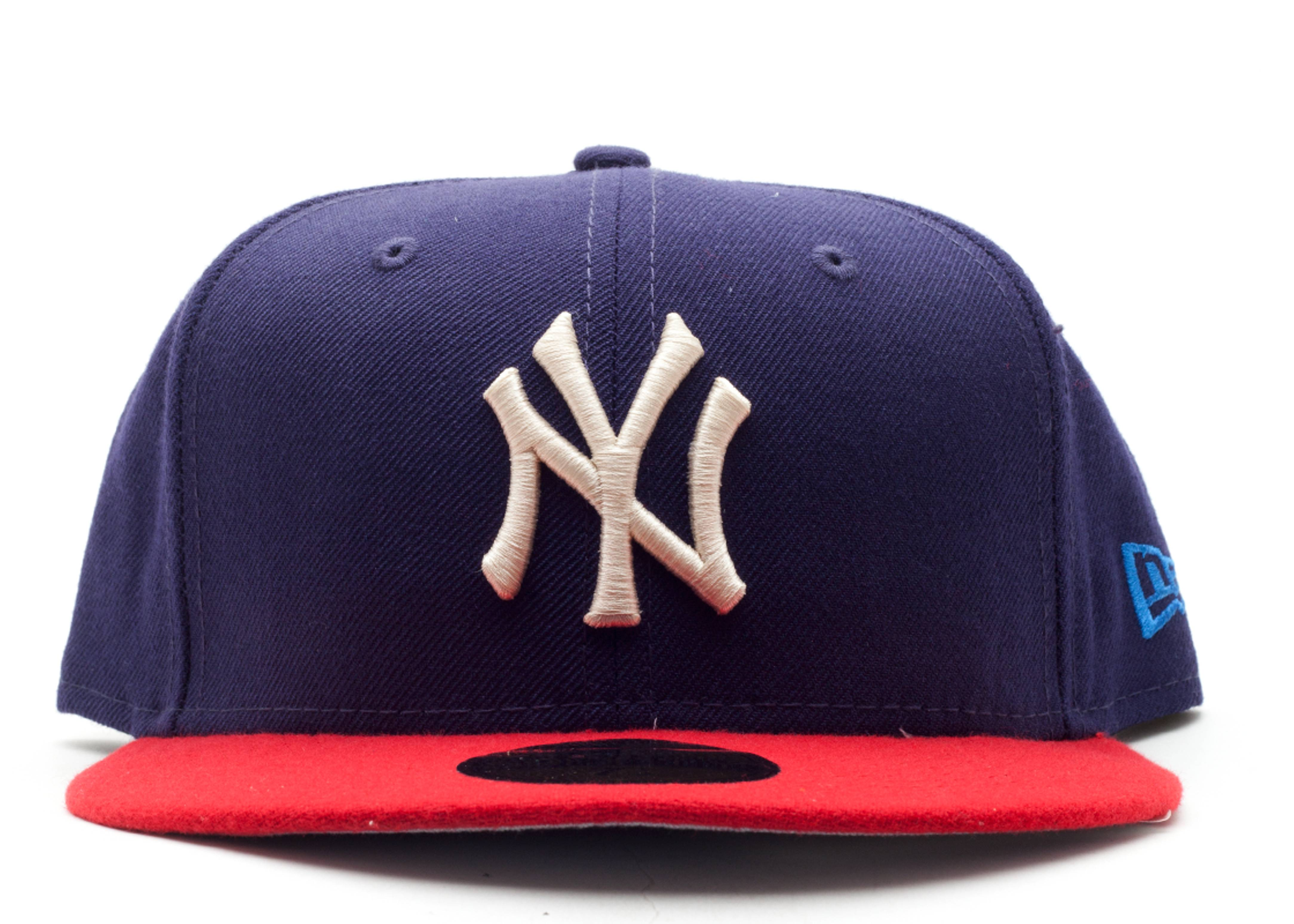 new york yankees fitted