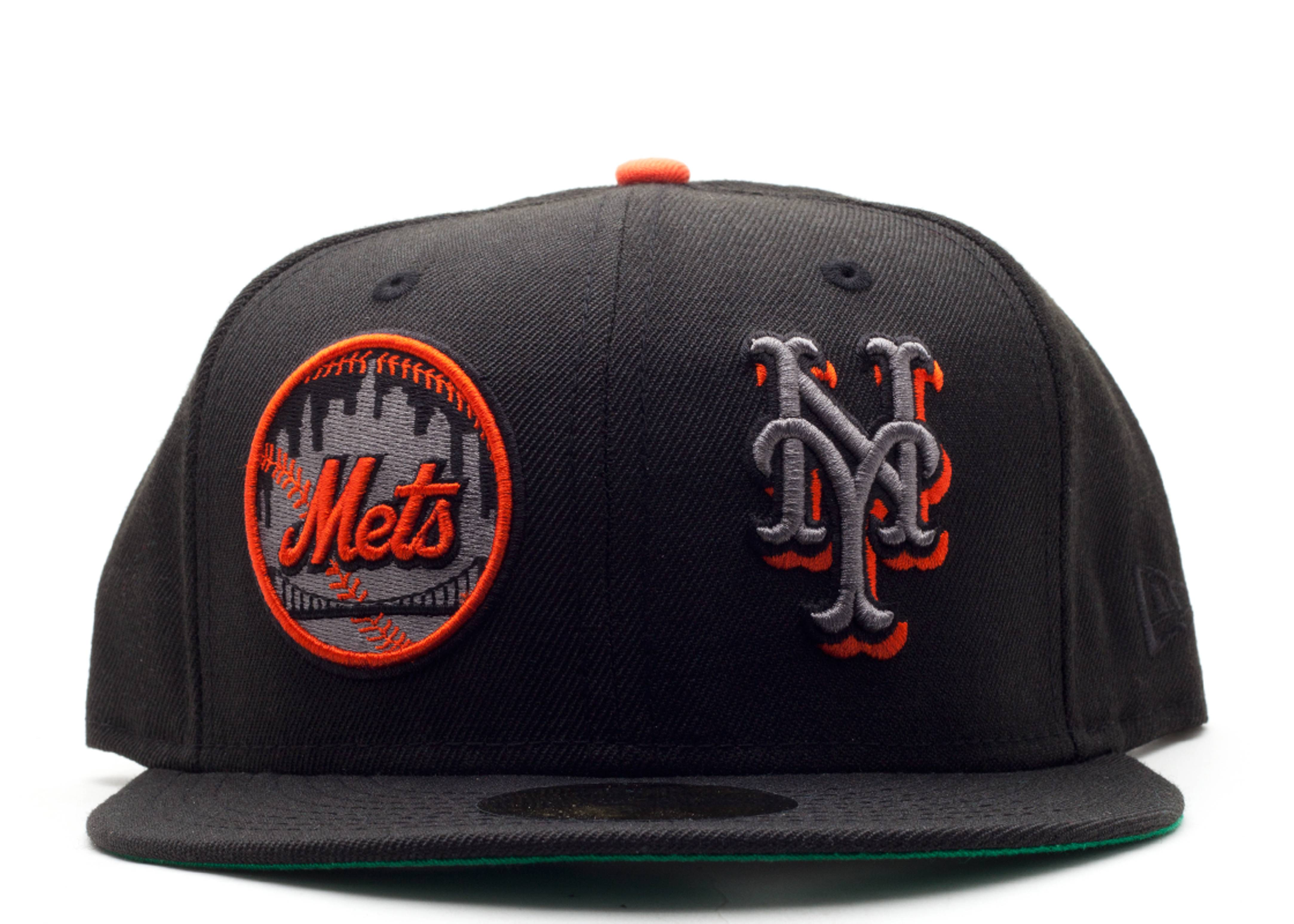 """new york mets fitted """"double wammy"""""""