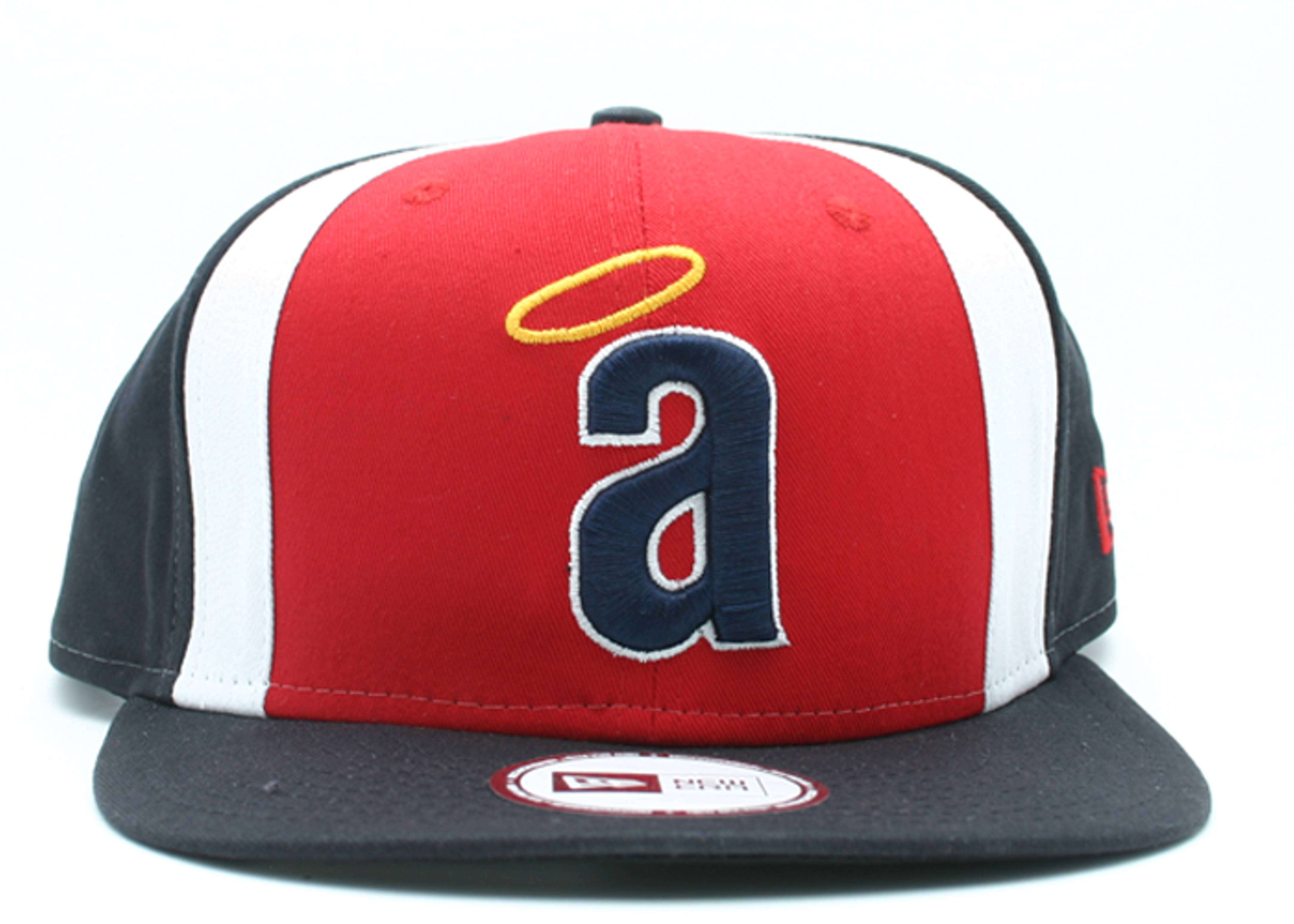 california angeles snap-back