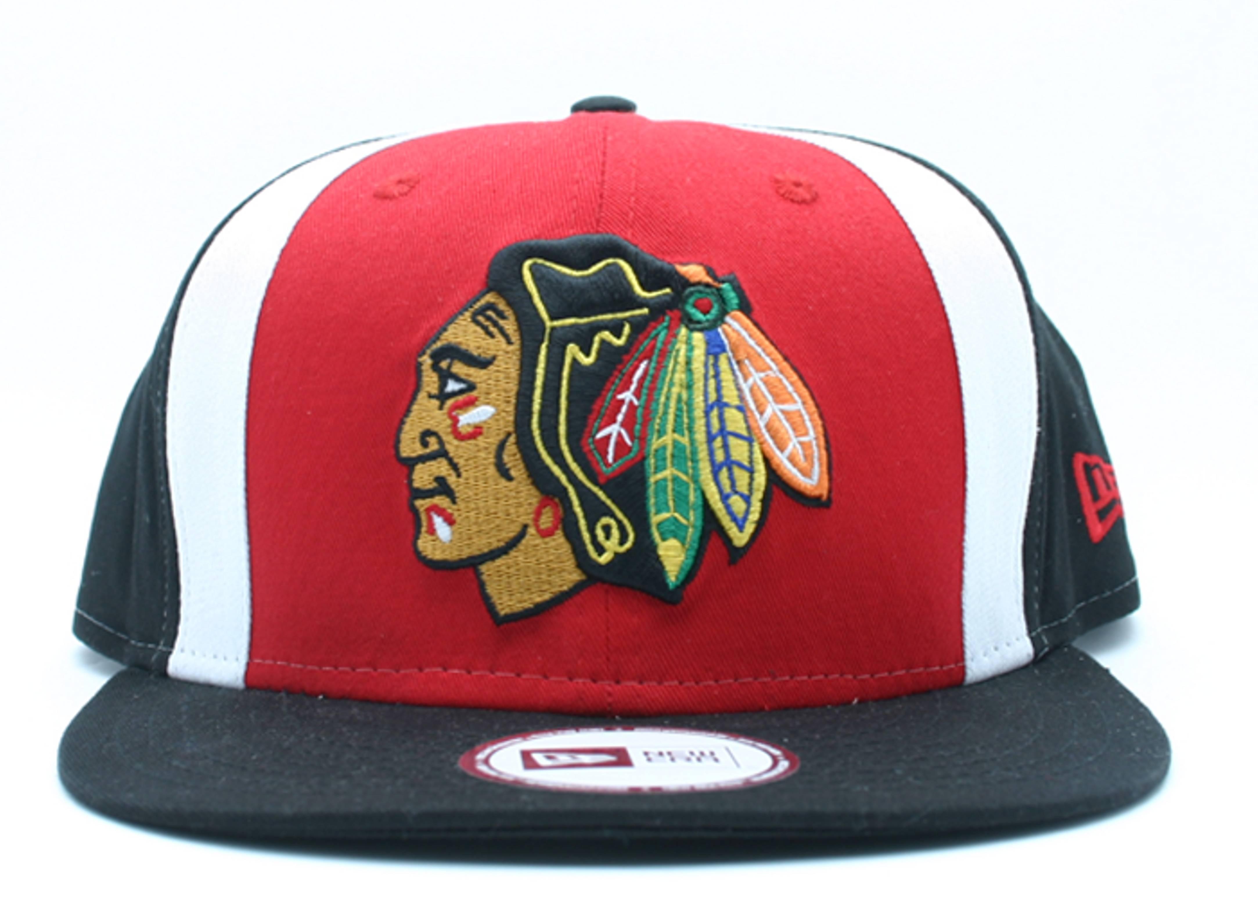 chicago blackhawk snap-back