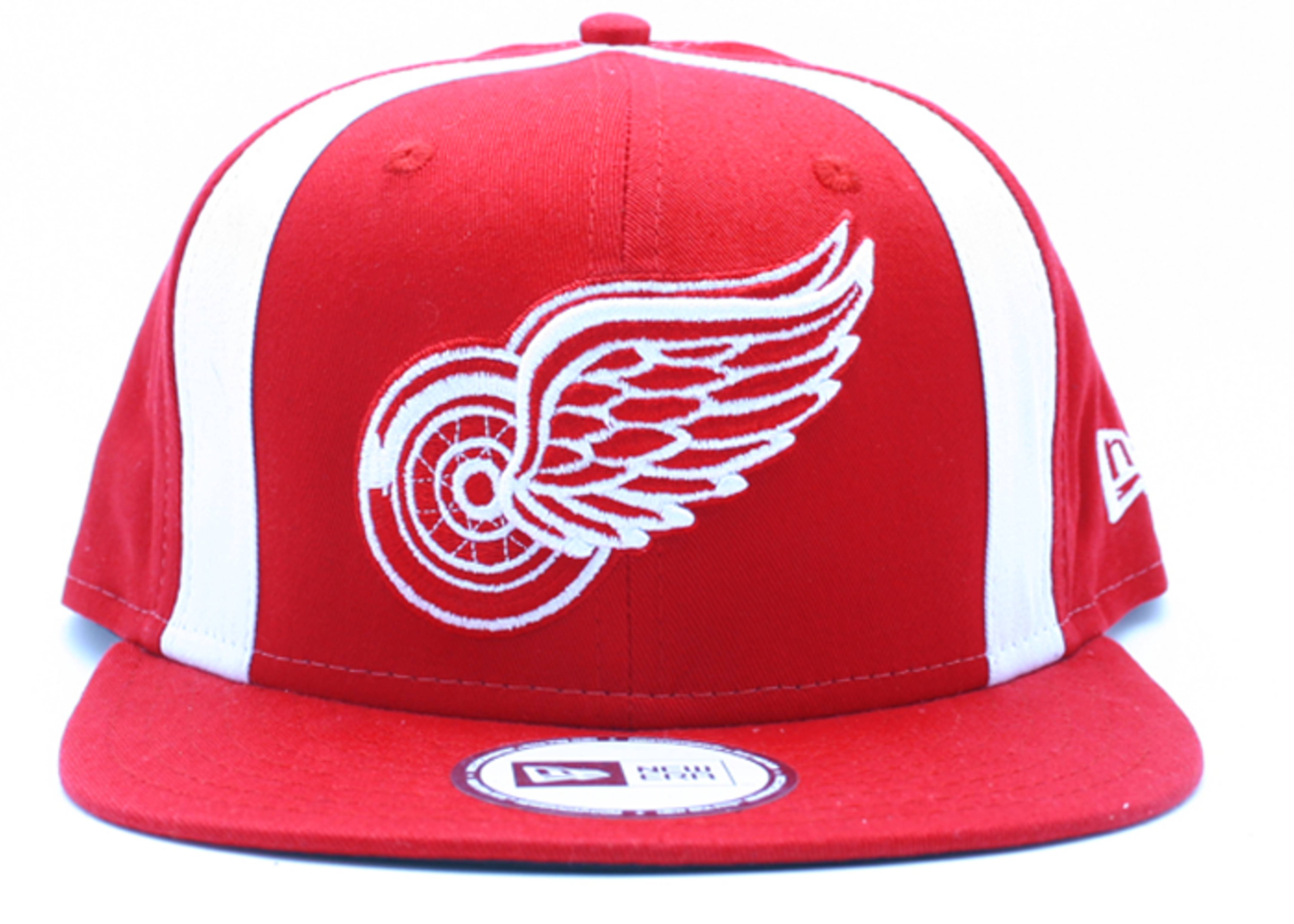 detroit red wings snap-back