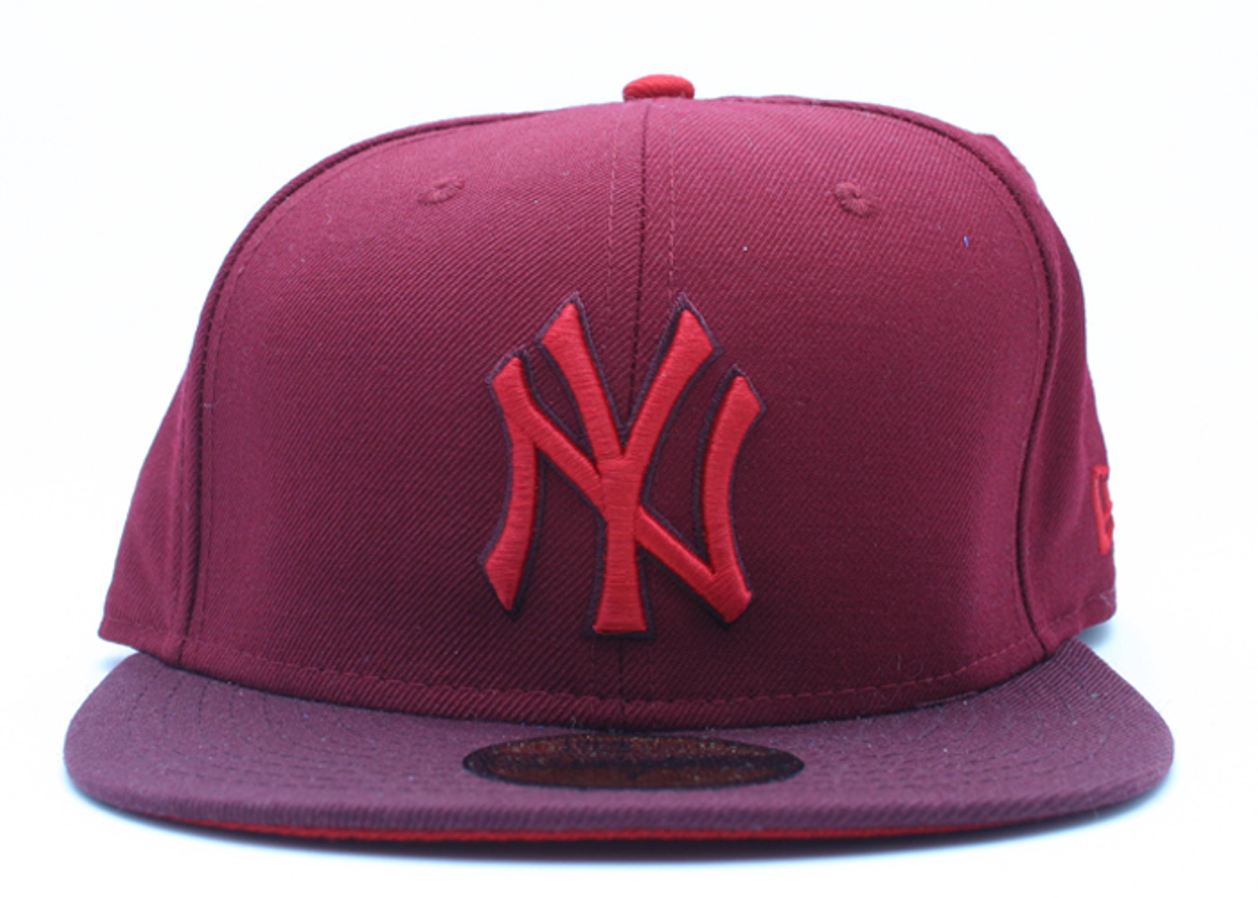 new york yankee fitted