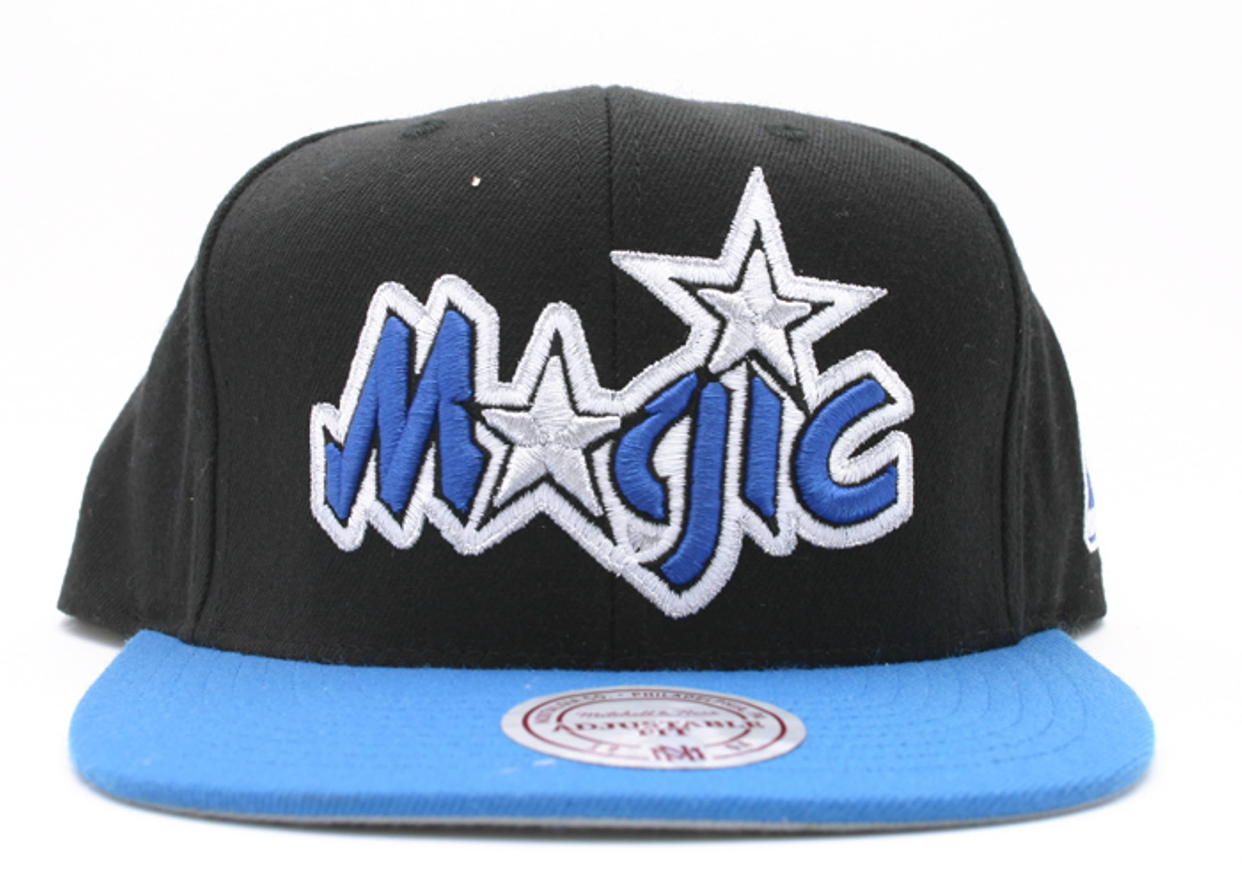 orlando magics 2tone snap-back