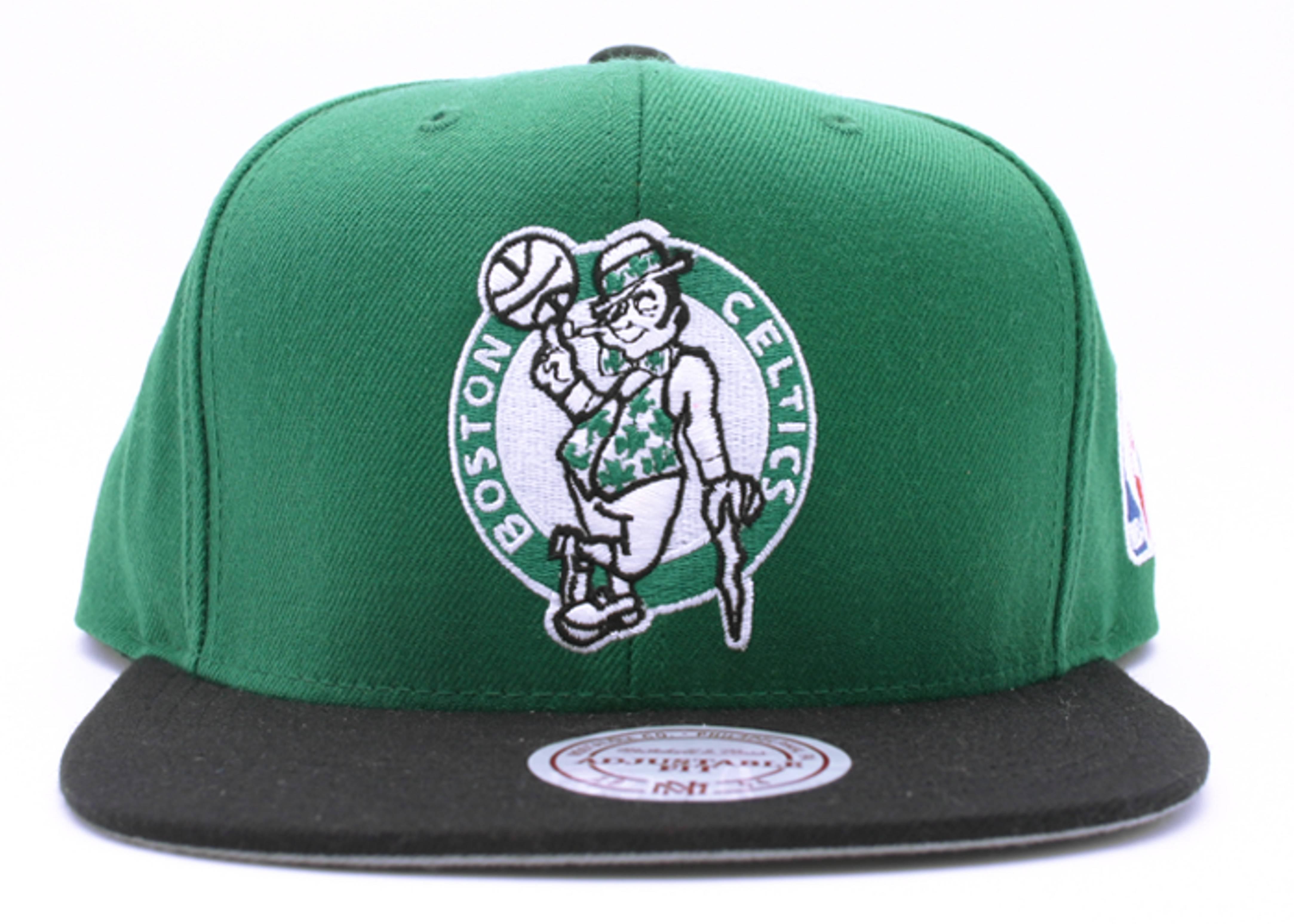 boston celtics 2tone snap-back