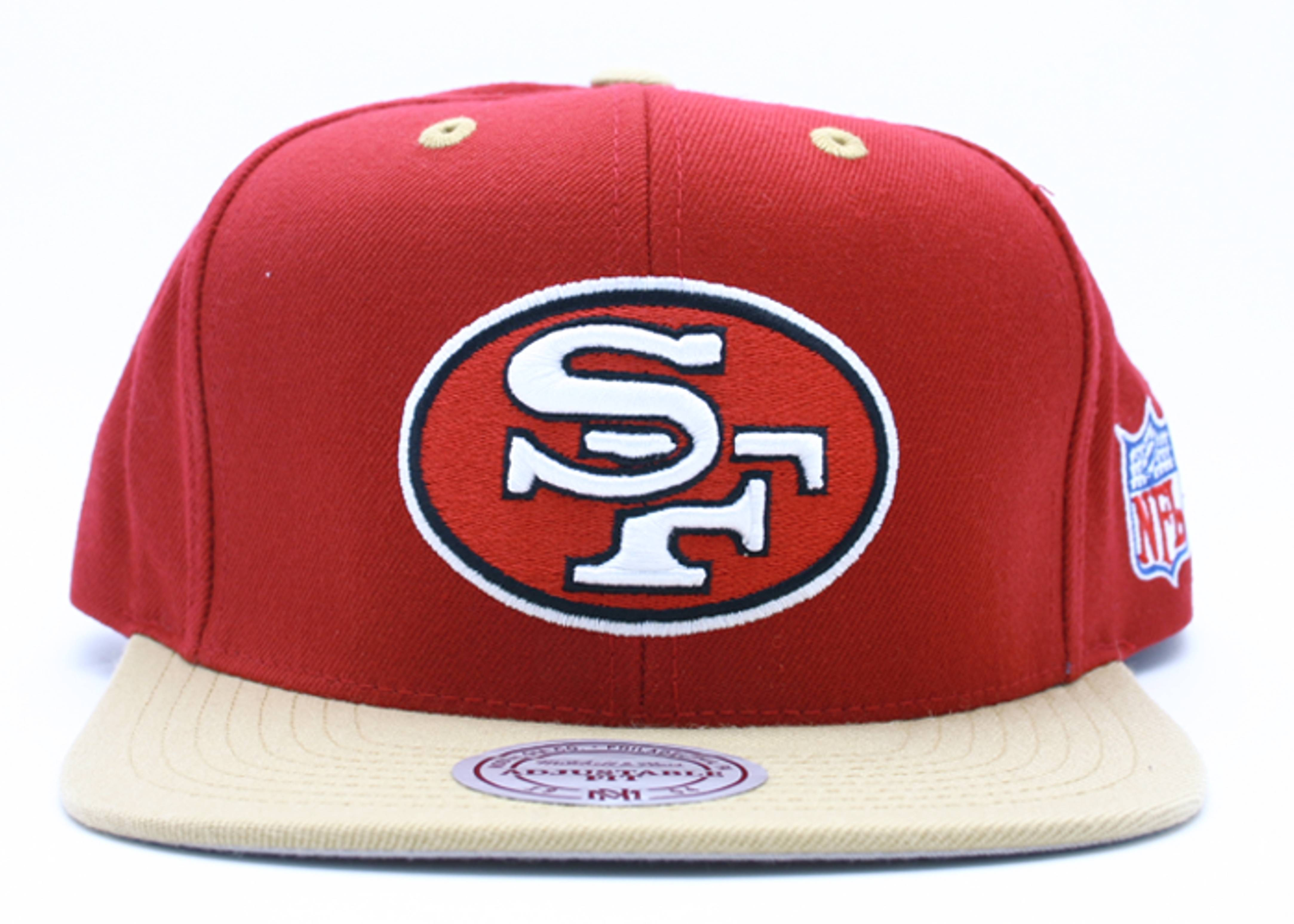 san francisco 49ers snap-back