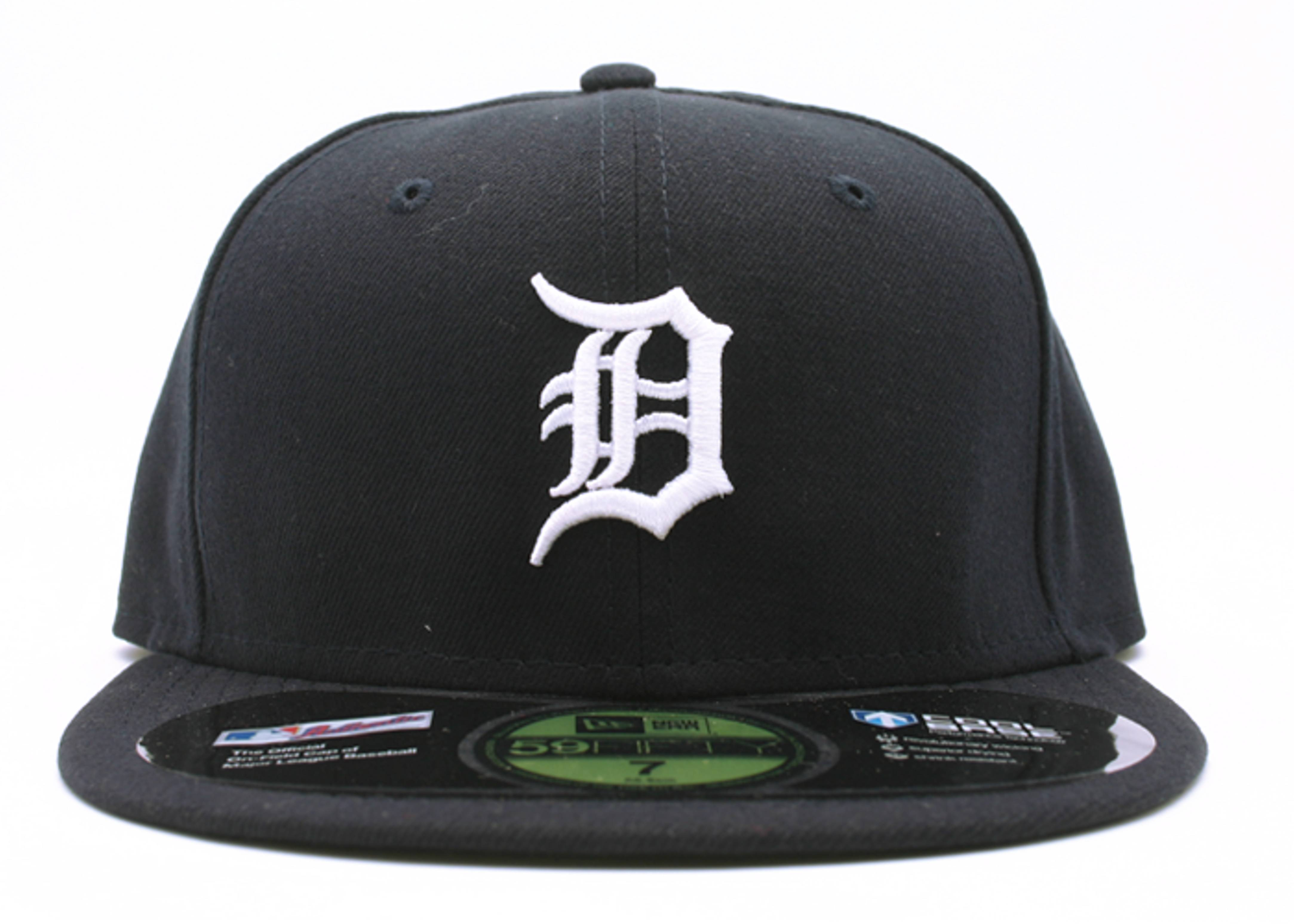 detroit tigers fitted