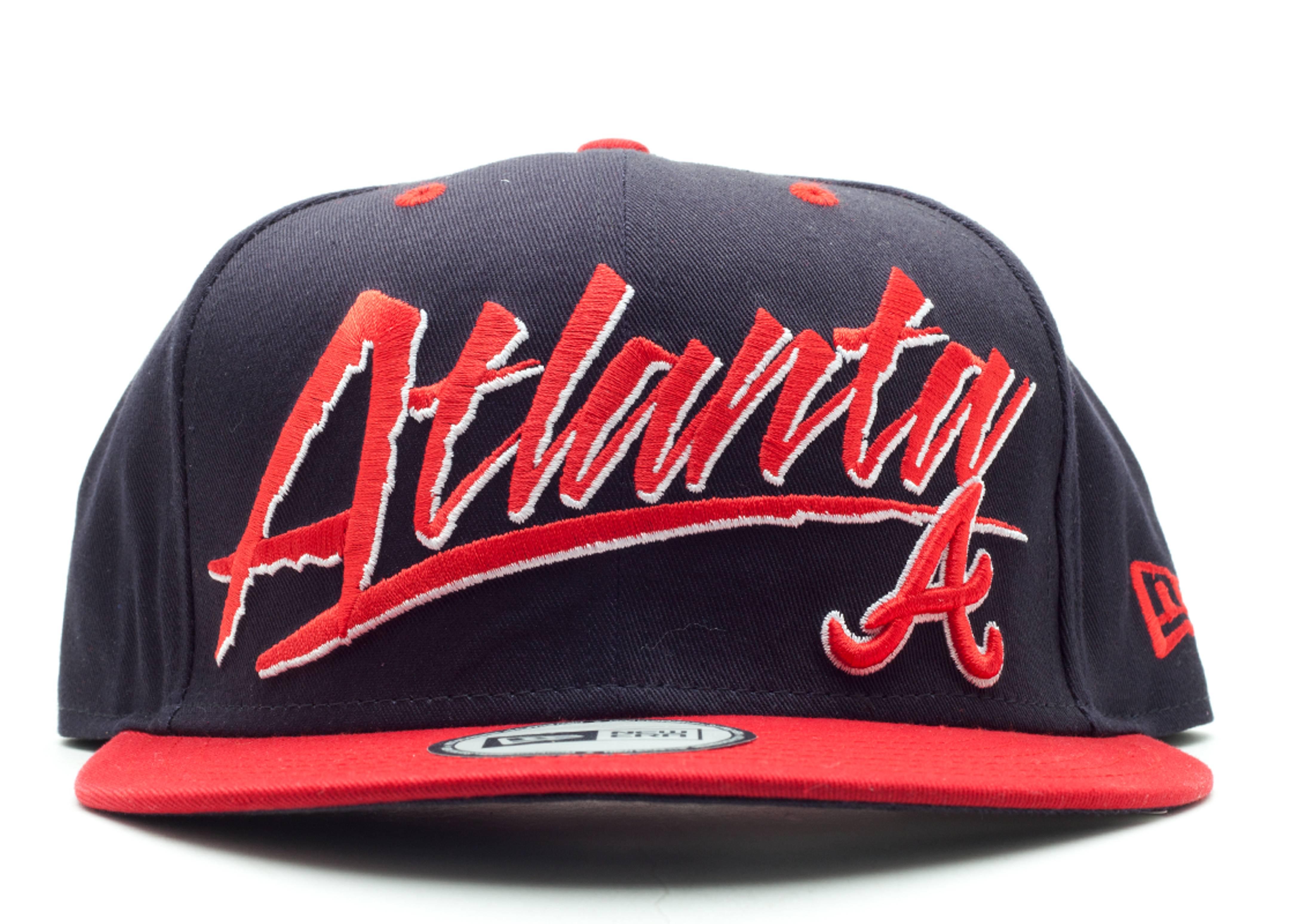 atlanta braves snap-back