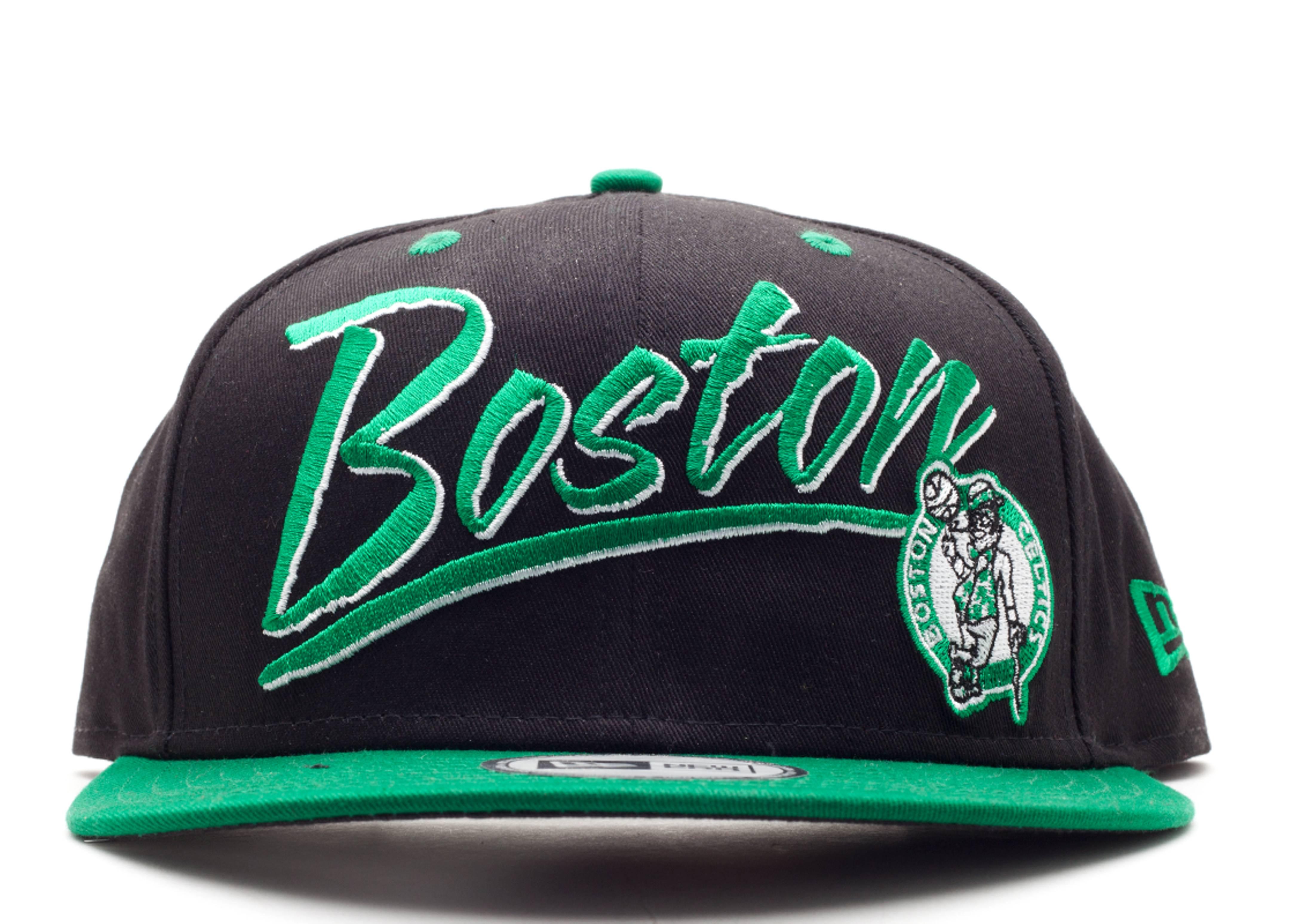 boston celtics snap-back