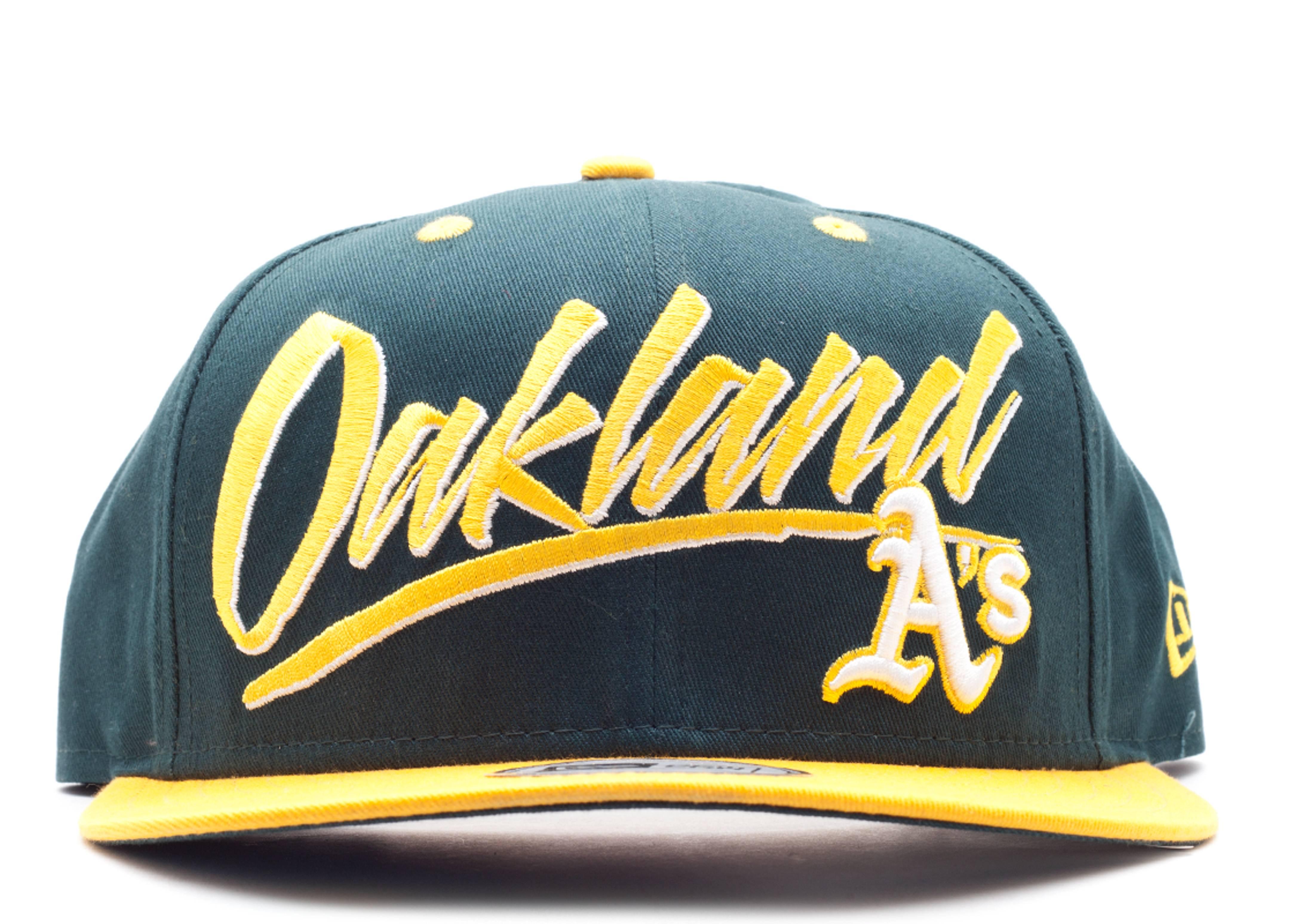 oakland as snap-back