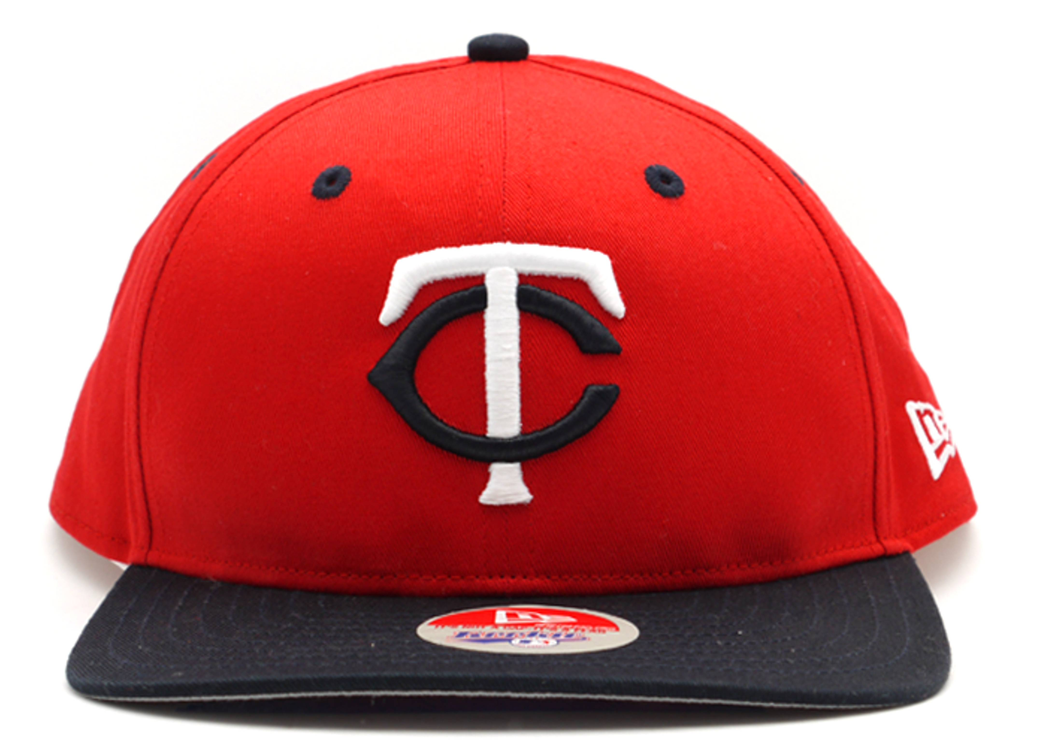 minnesota twins snap-back