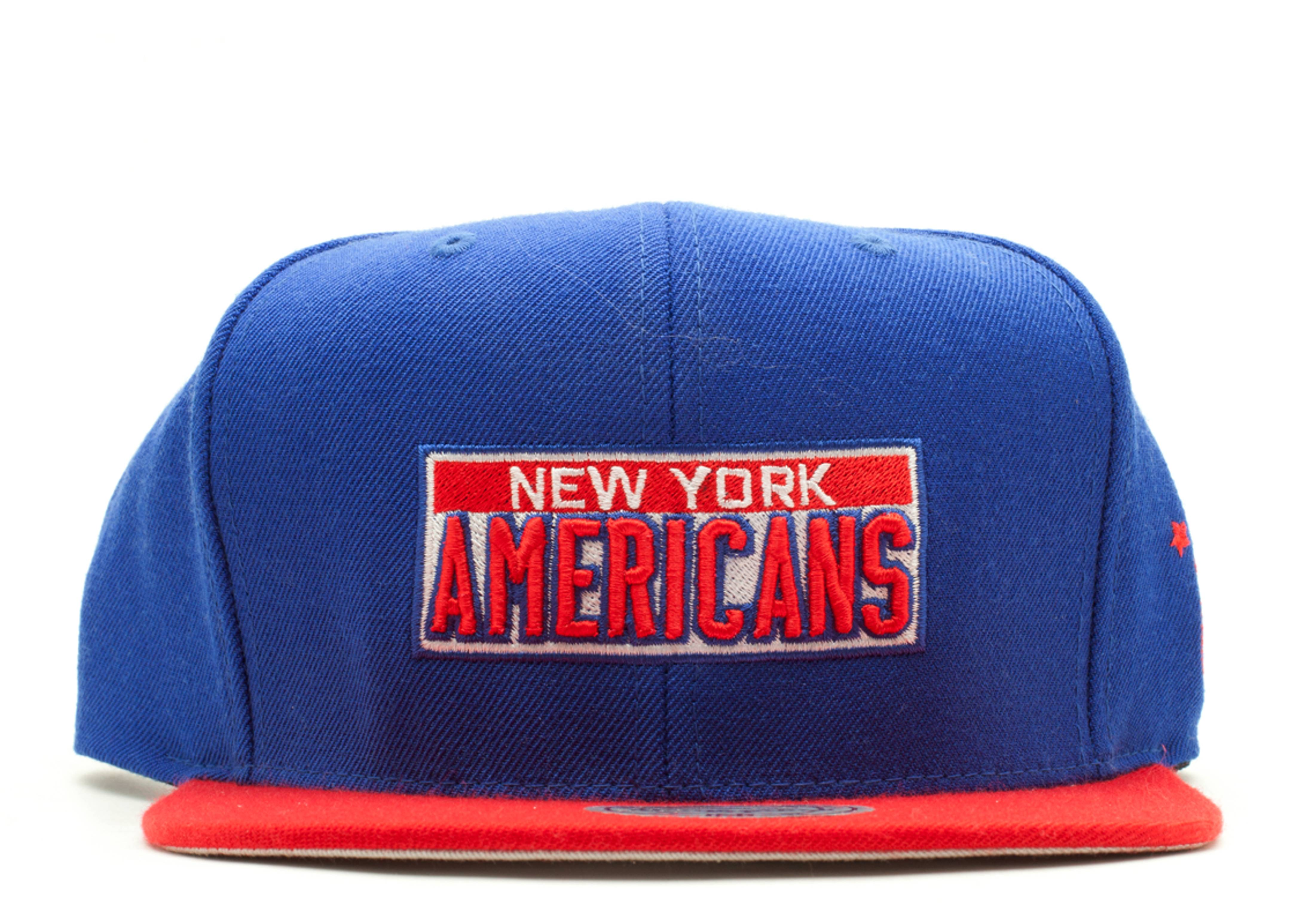 new york americans snap-back