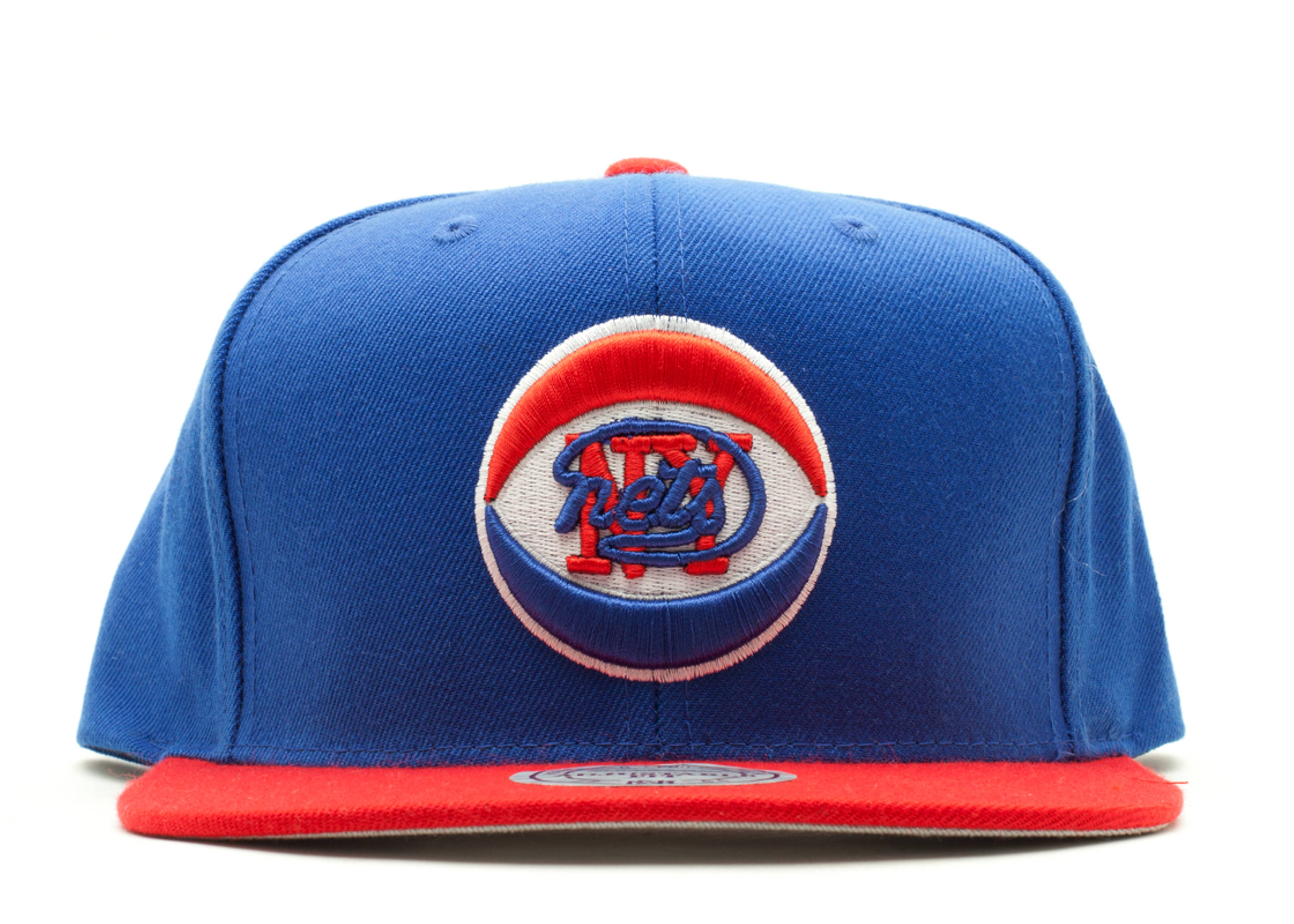 outlet store 845ae 10adc New Jersey Nets Snap-back - Mitchell & Ness - nc99mtc5nnets ...