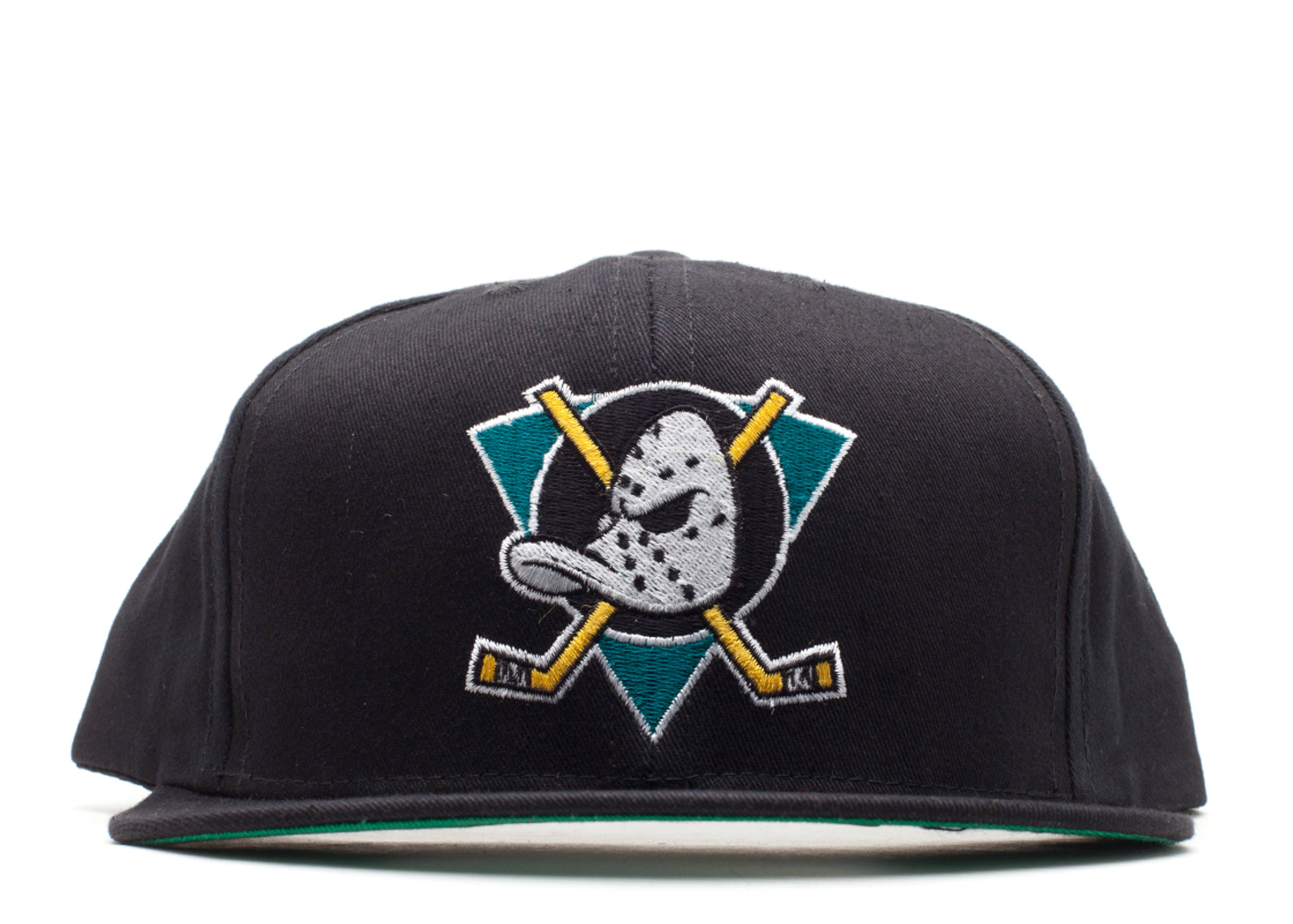 anaheim mighty ducks snap-back