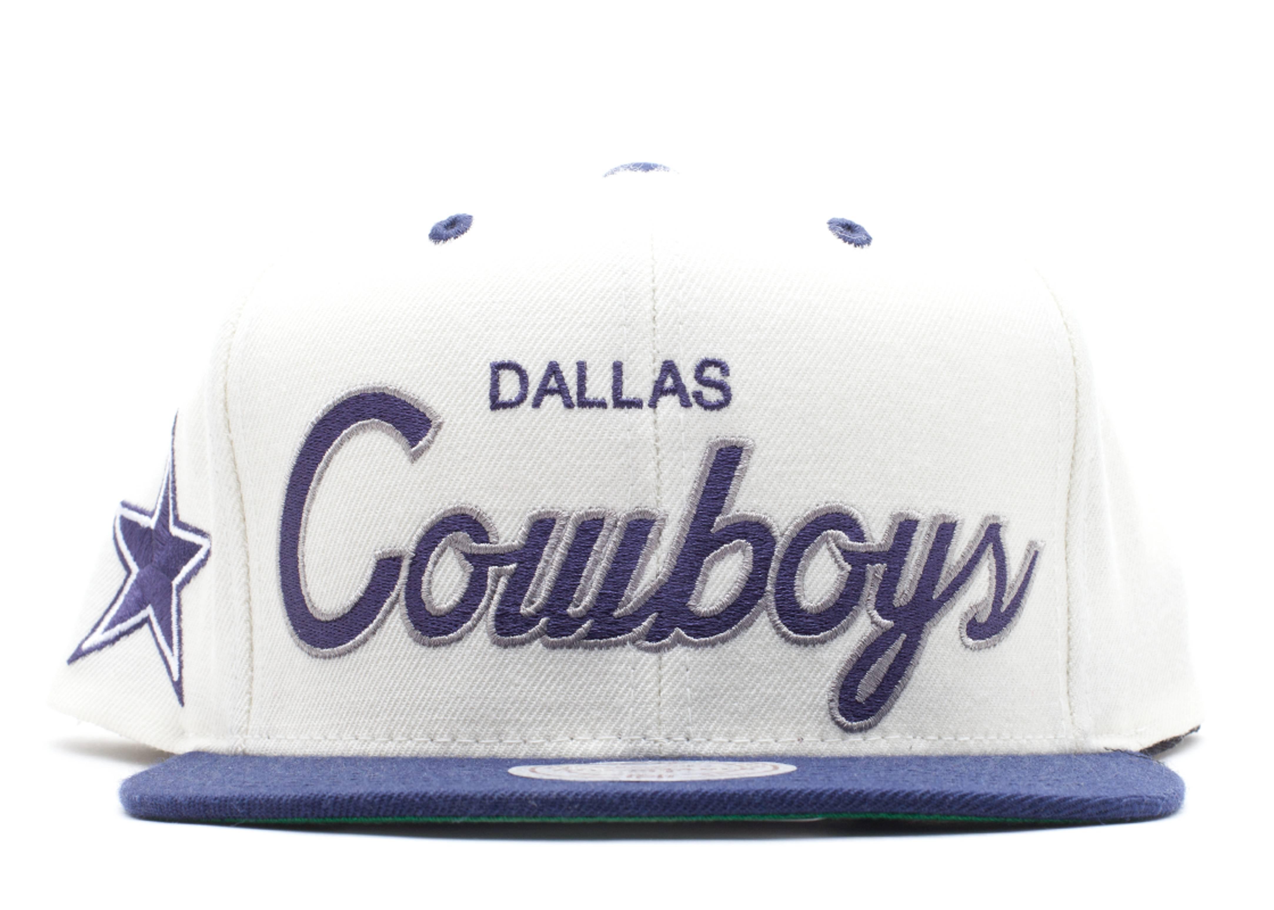 dallas cowboys snap-back