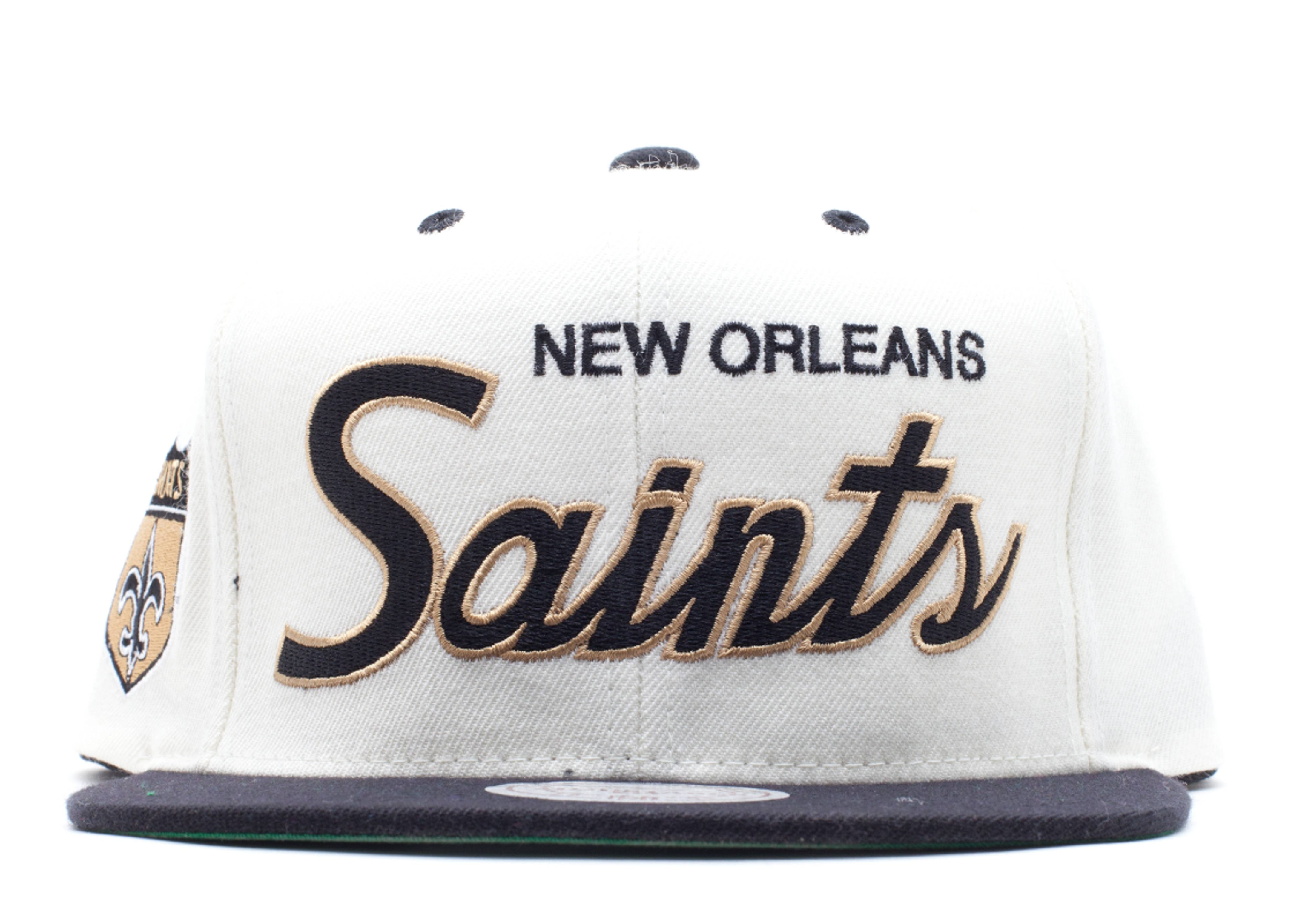new orleans saint snap-back