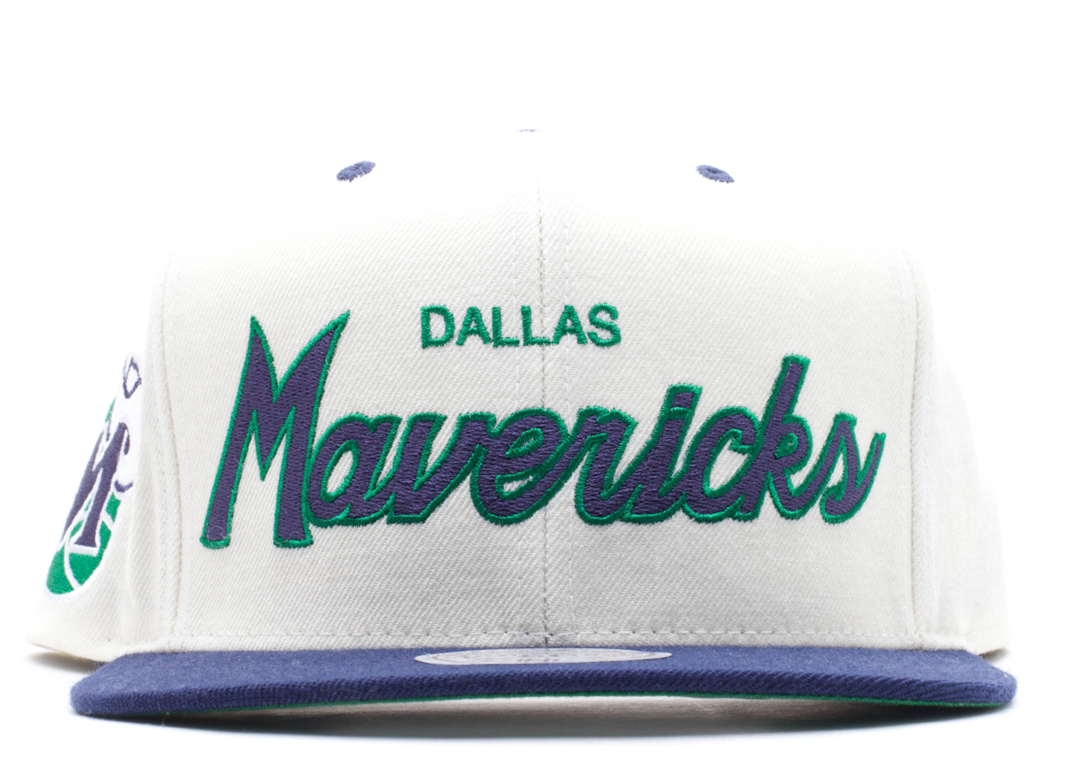 dallas mavericks snap-back