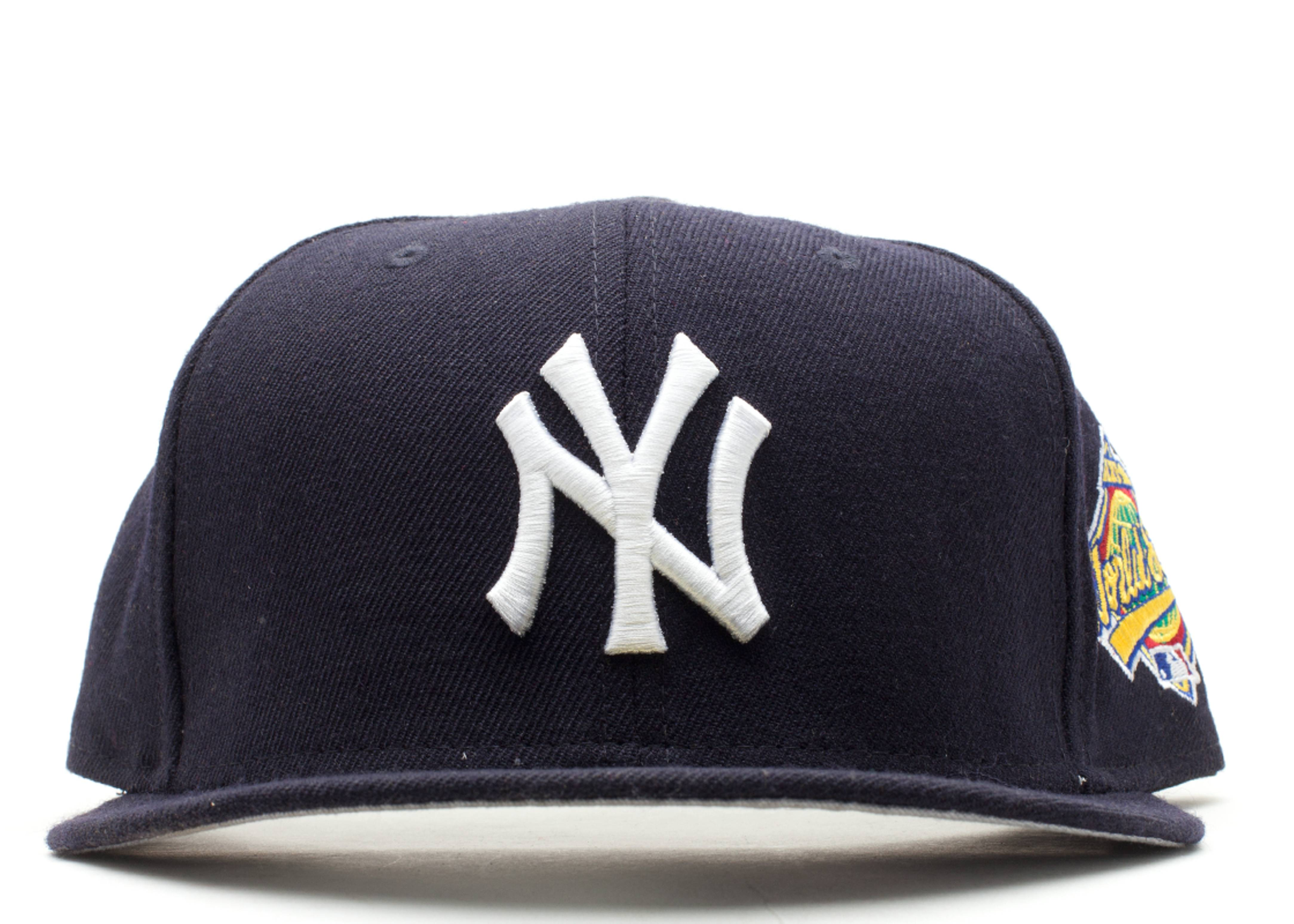 "new york yankees world series fitted ""1996"""