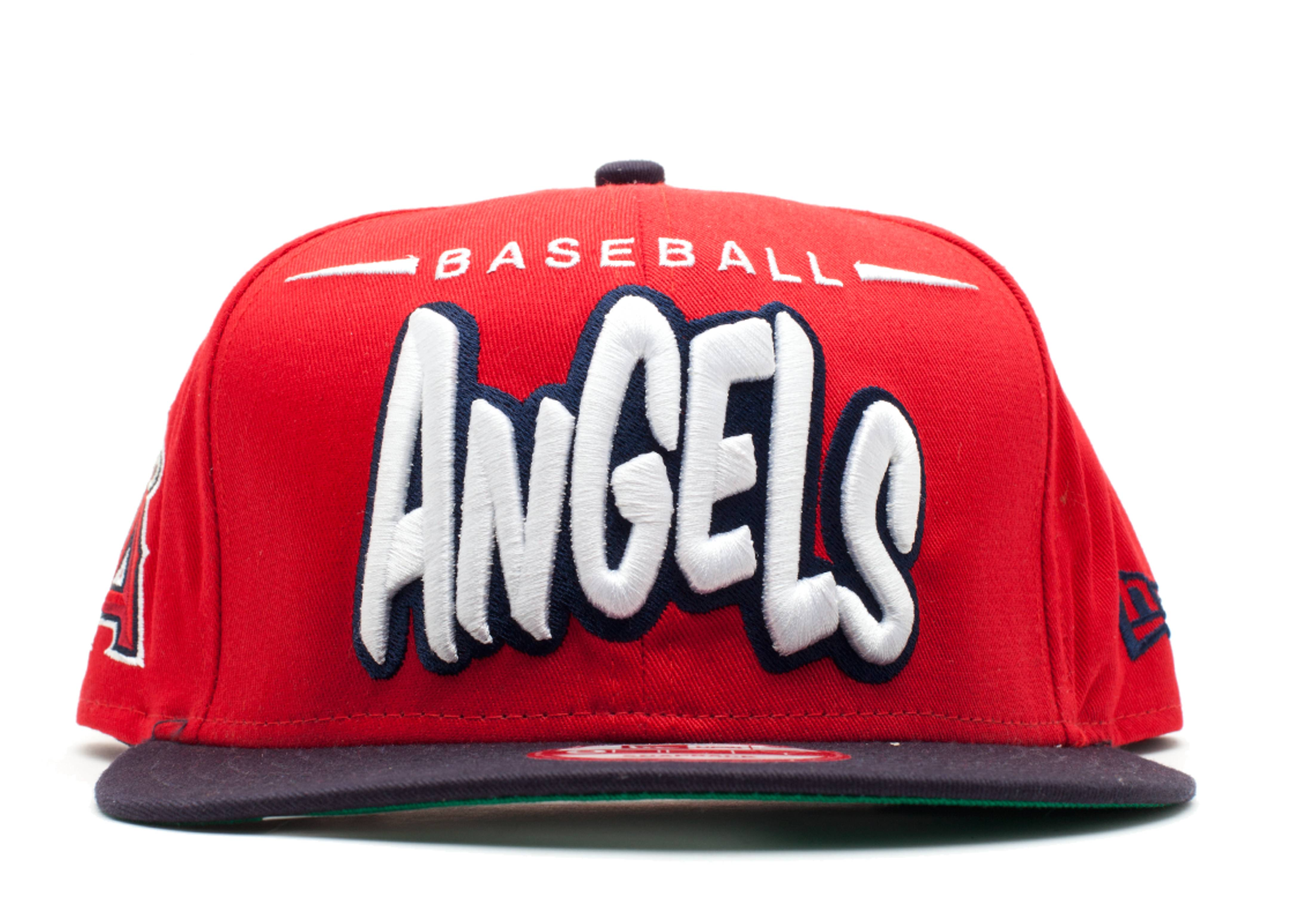 "anaheim angels snap-back ""funky dope"""