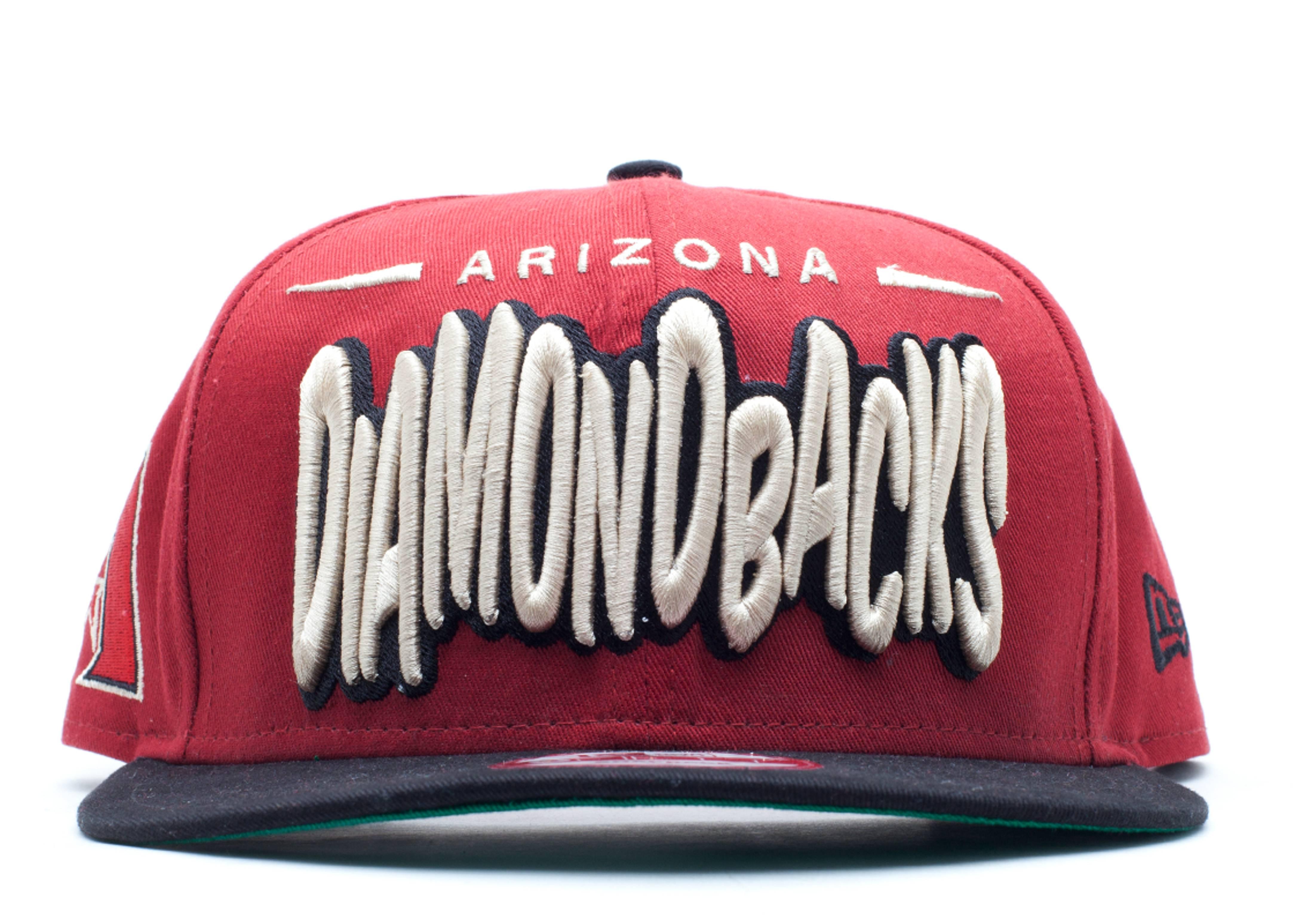 "arizona diamondbacks snap-back ""funky dope"""