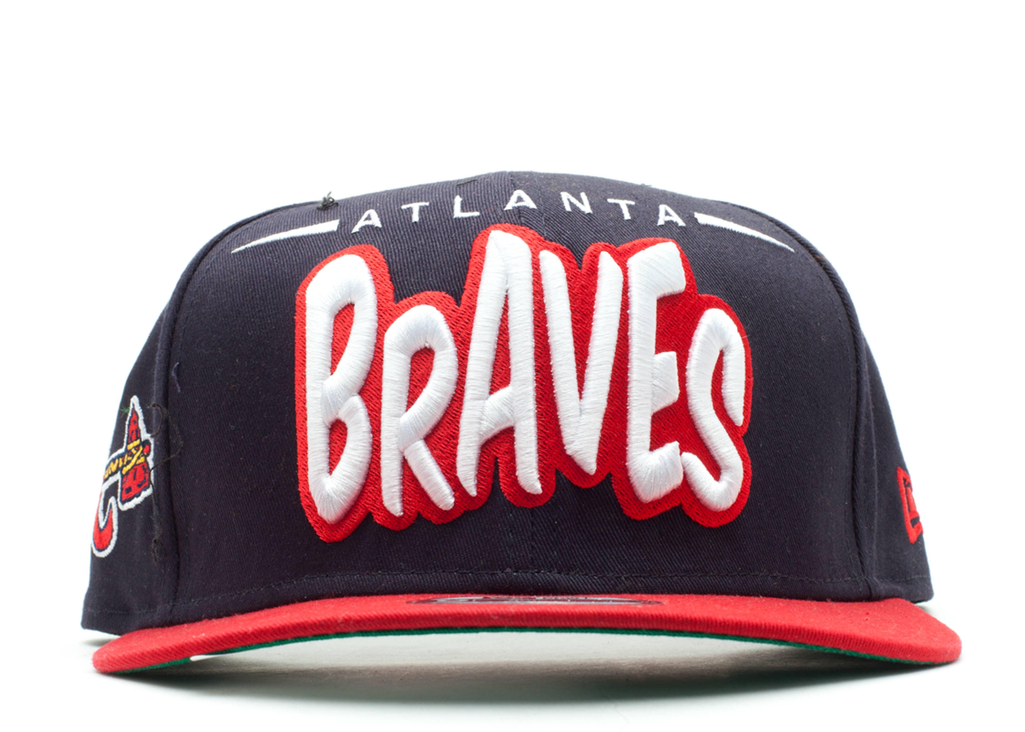 """atlanta braves snap-back """"funky dope"""""""