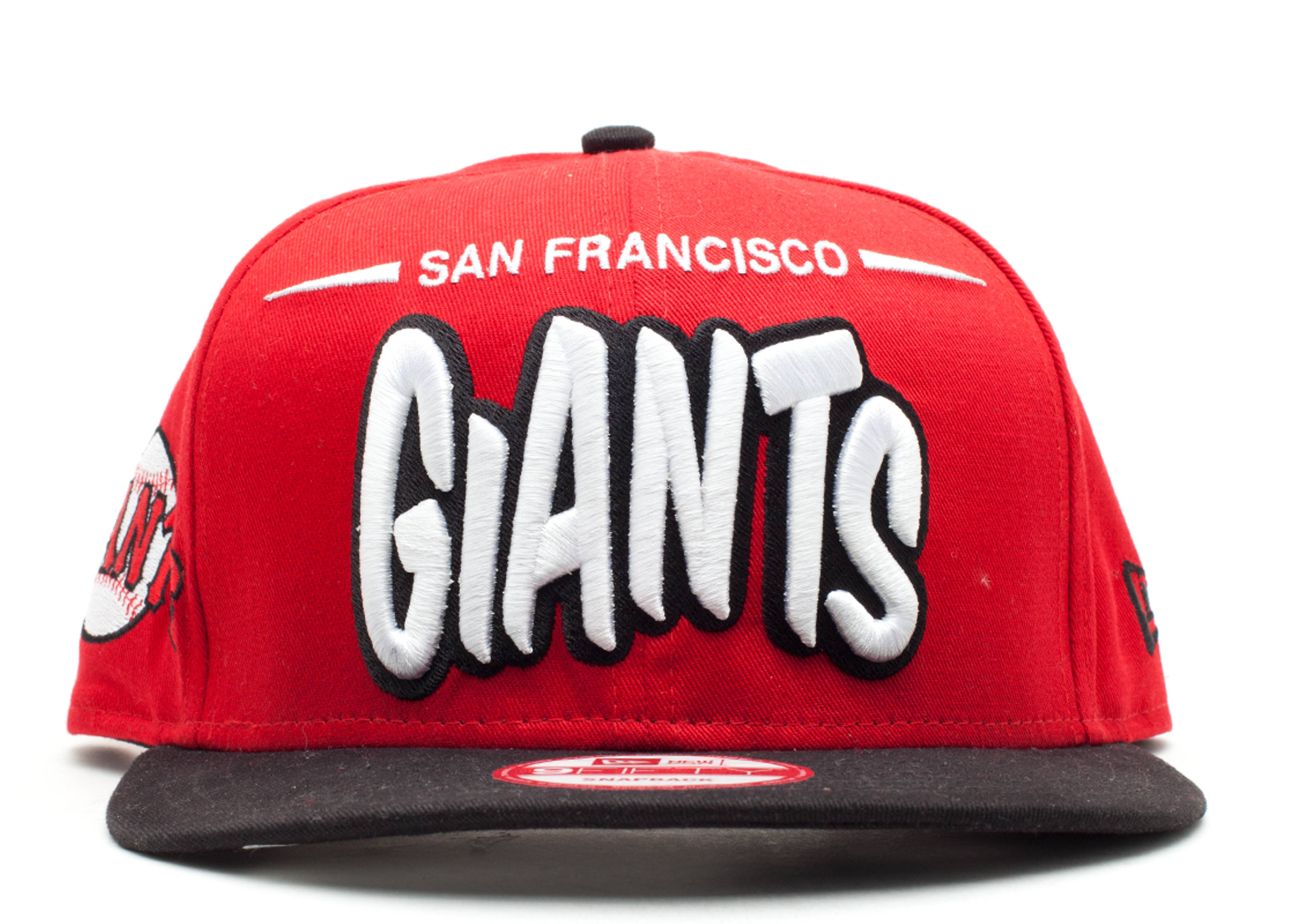 "san francisco giants snap-back ""funky dope"""