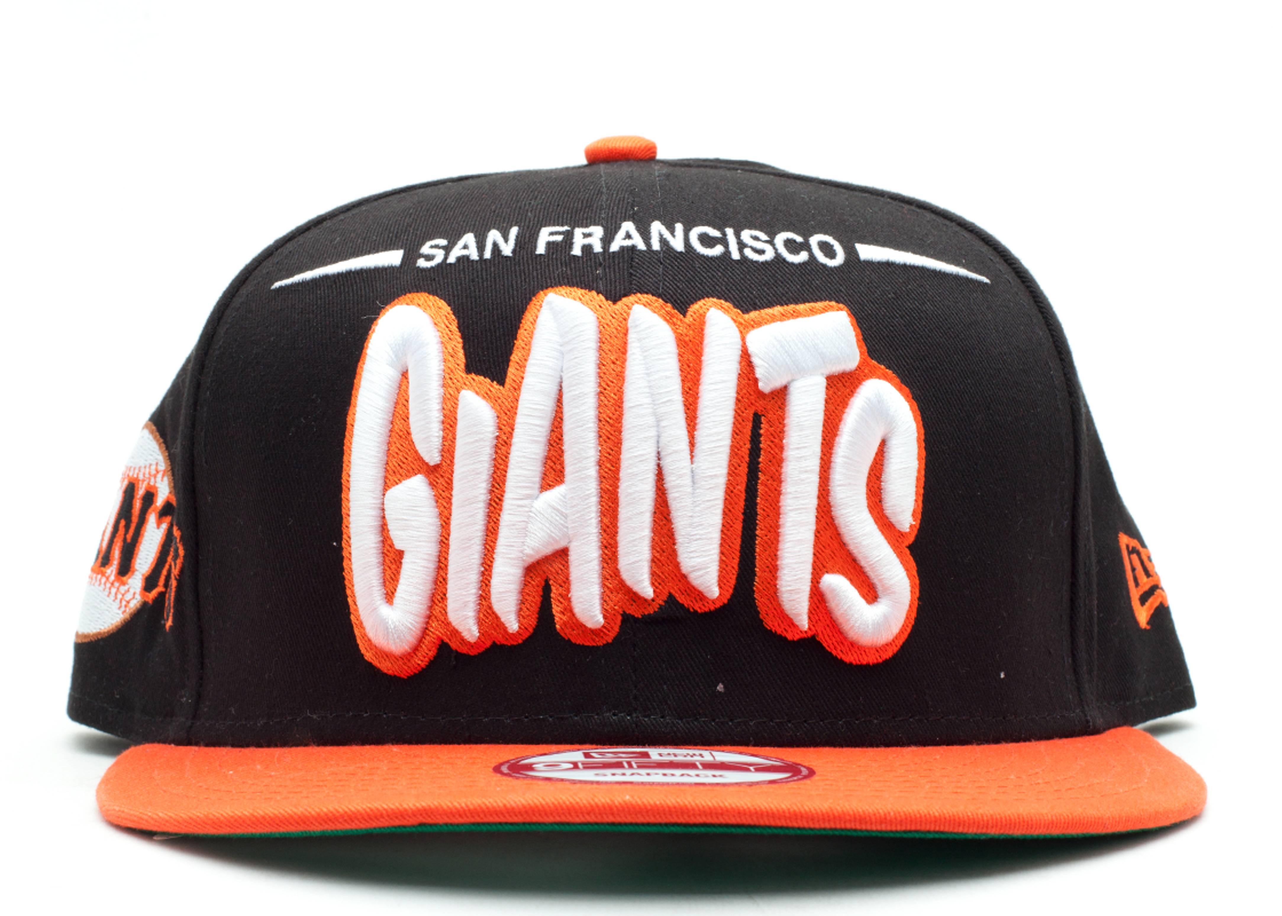 "san francisco giants snap-back ""funky dope"""