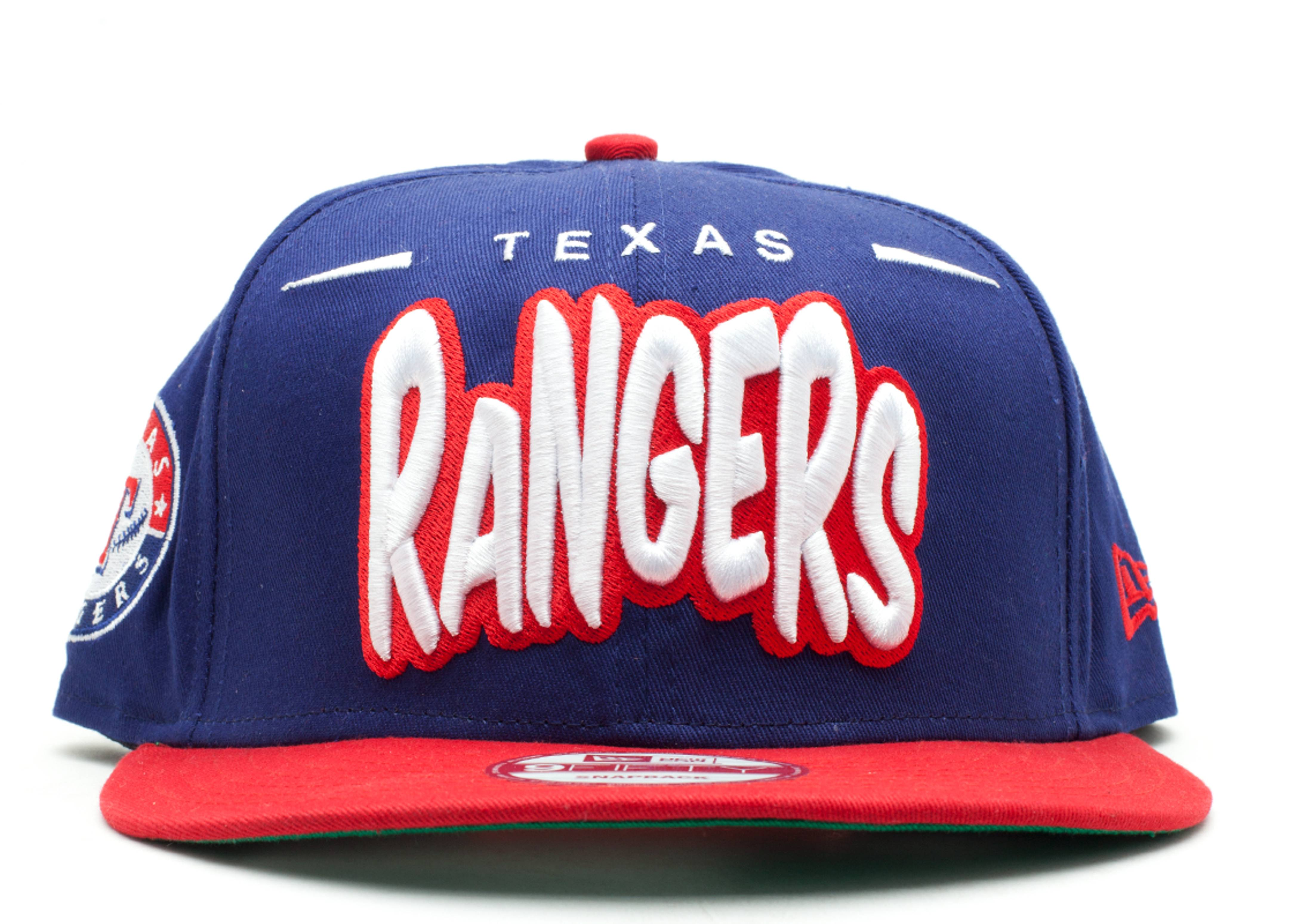 "texas rangers snap-back ""funky dope"""