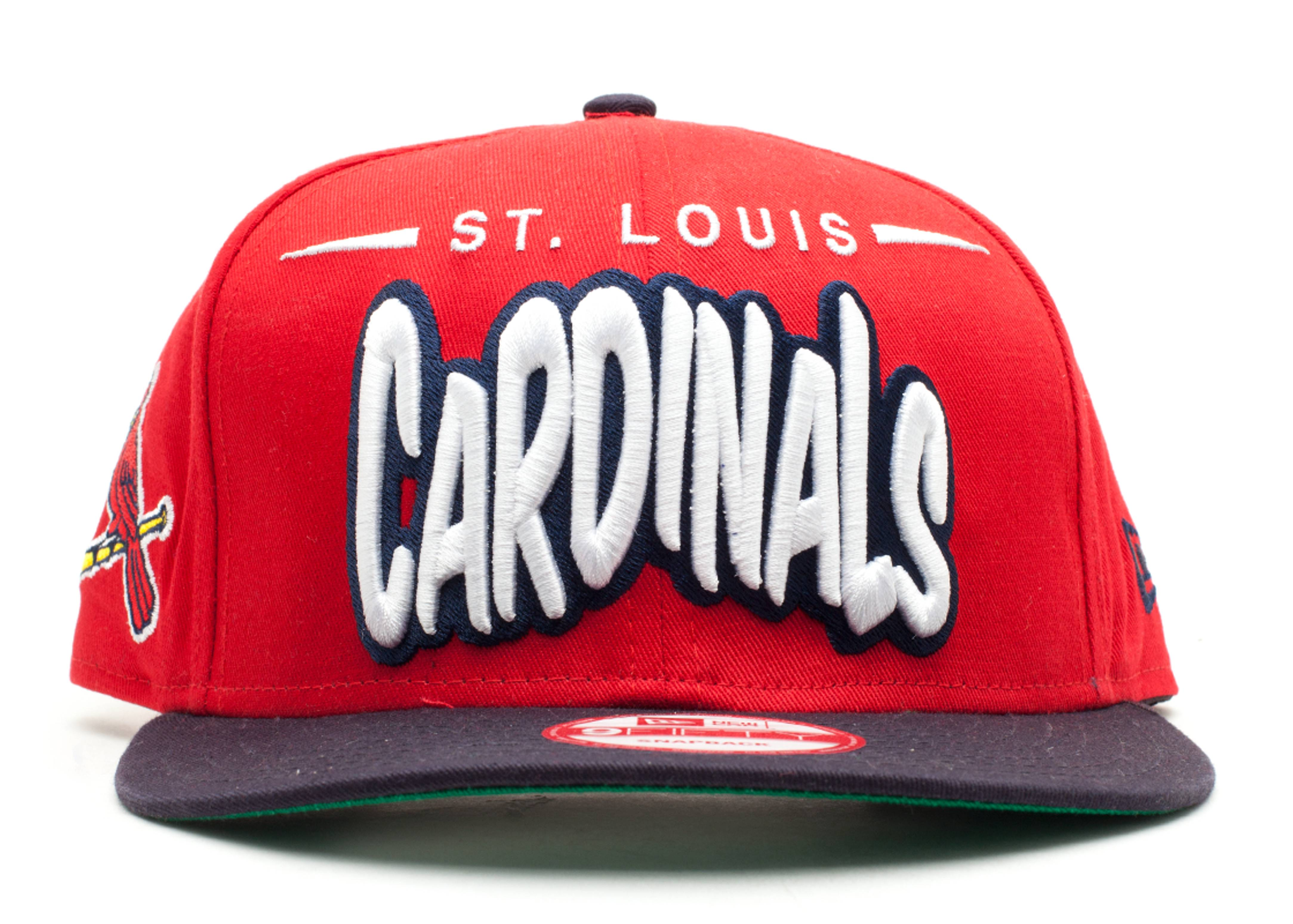 "st. louis cardinals snap-back ""funky dope"""