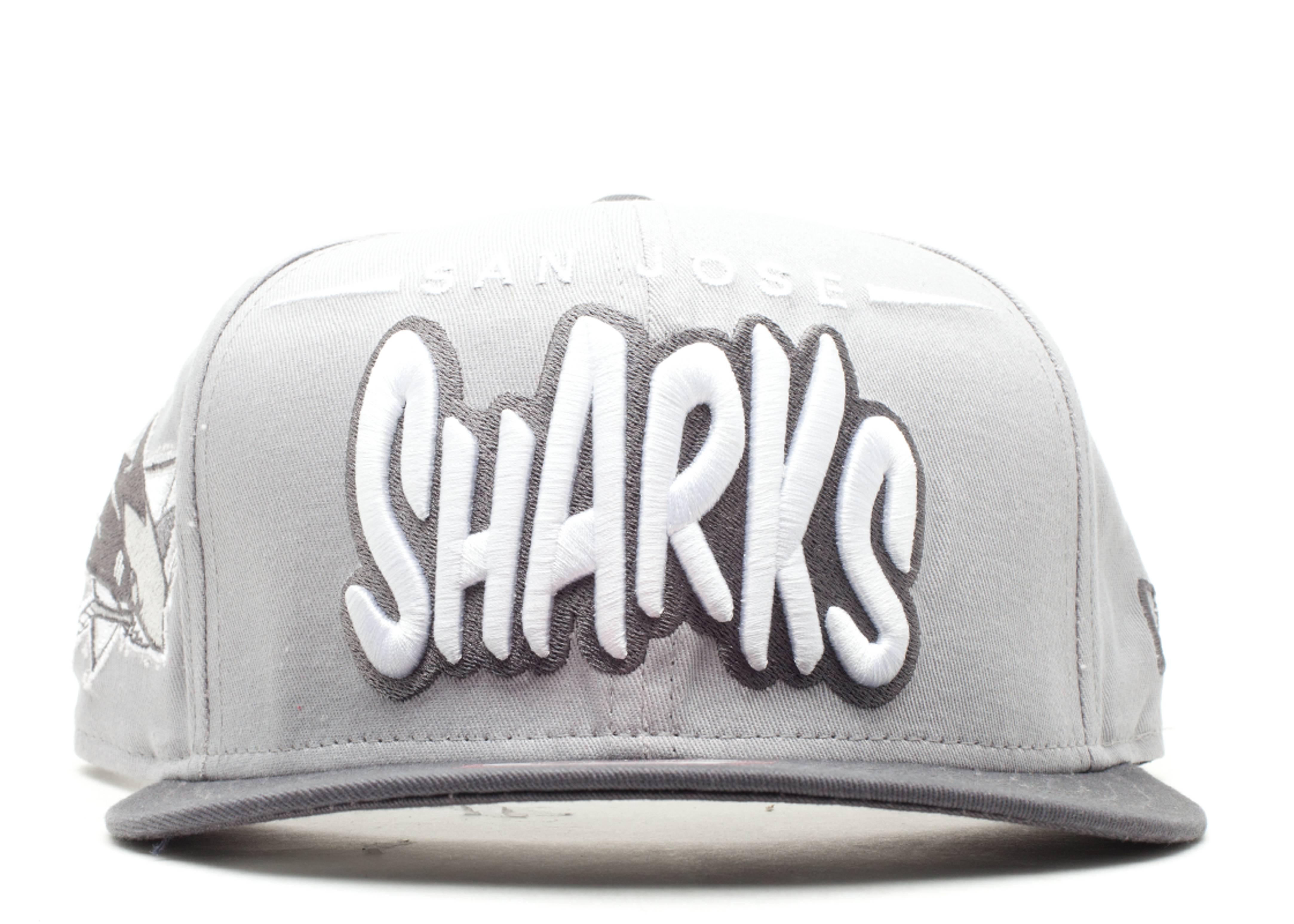 "san jose sharks snap-back ""funky dope"""